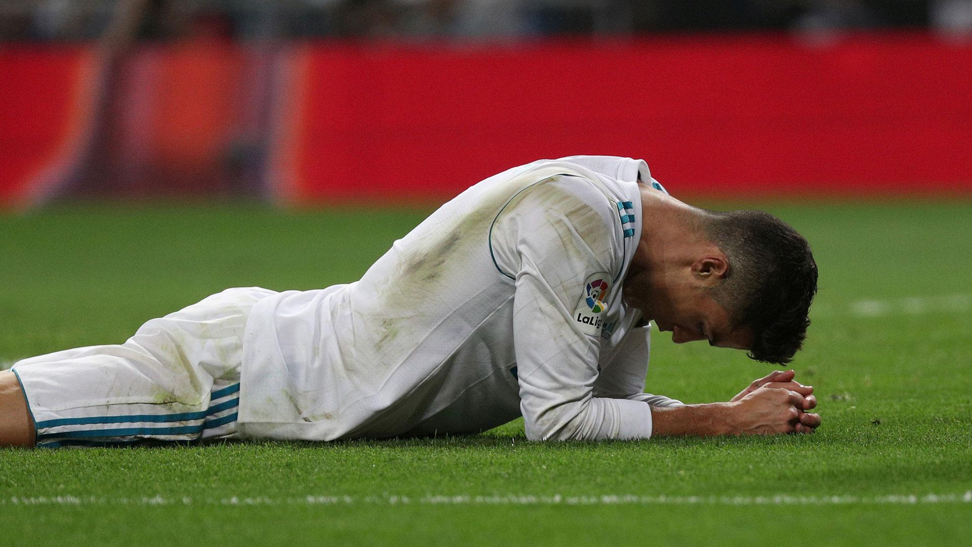 El Real Madrid cayó 1-0 ante el Betis en el Santiago Bernabéu