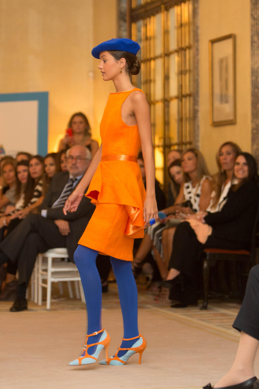 Luna Sobrino, modelo de la campaña de Ricky Sarkany