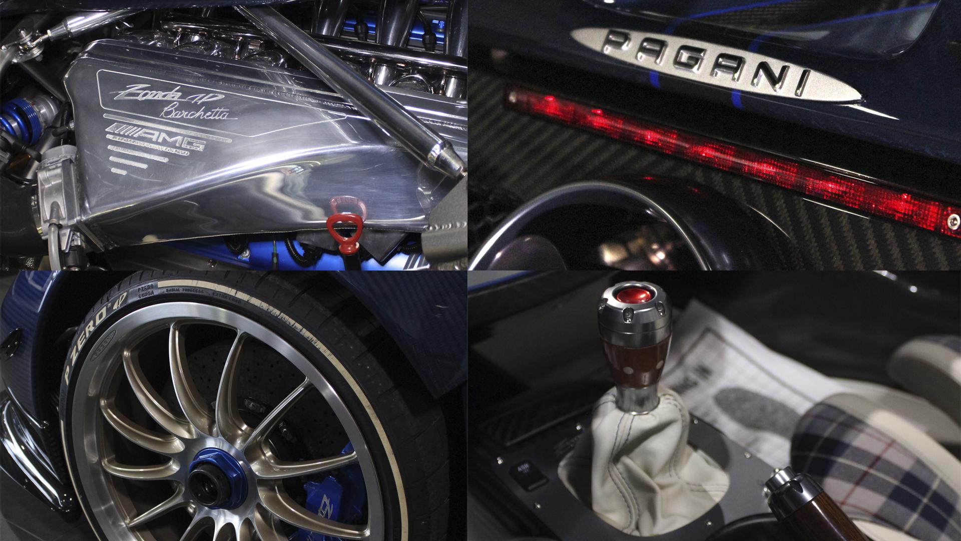 El Zonda HP Barchetta es la coronación definitiva del modelo Zonda, que después de su cese de producción en 2011 se fabricaron varias ediciones especiales