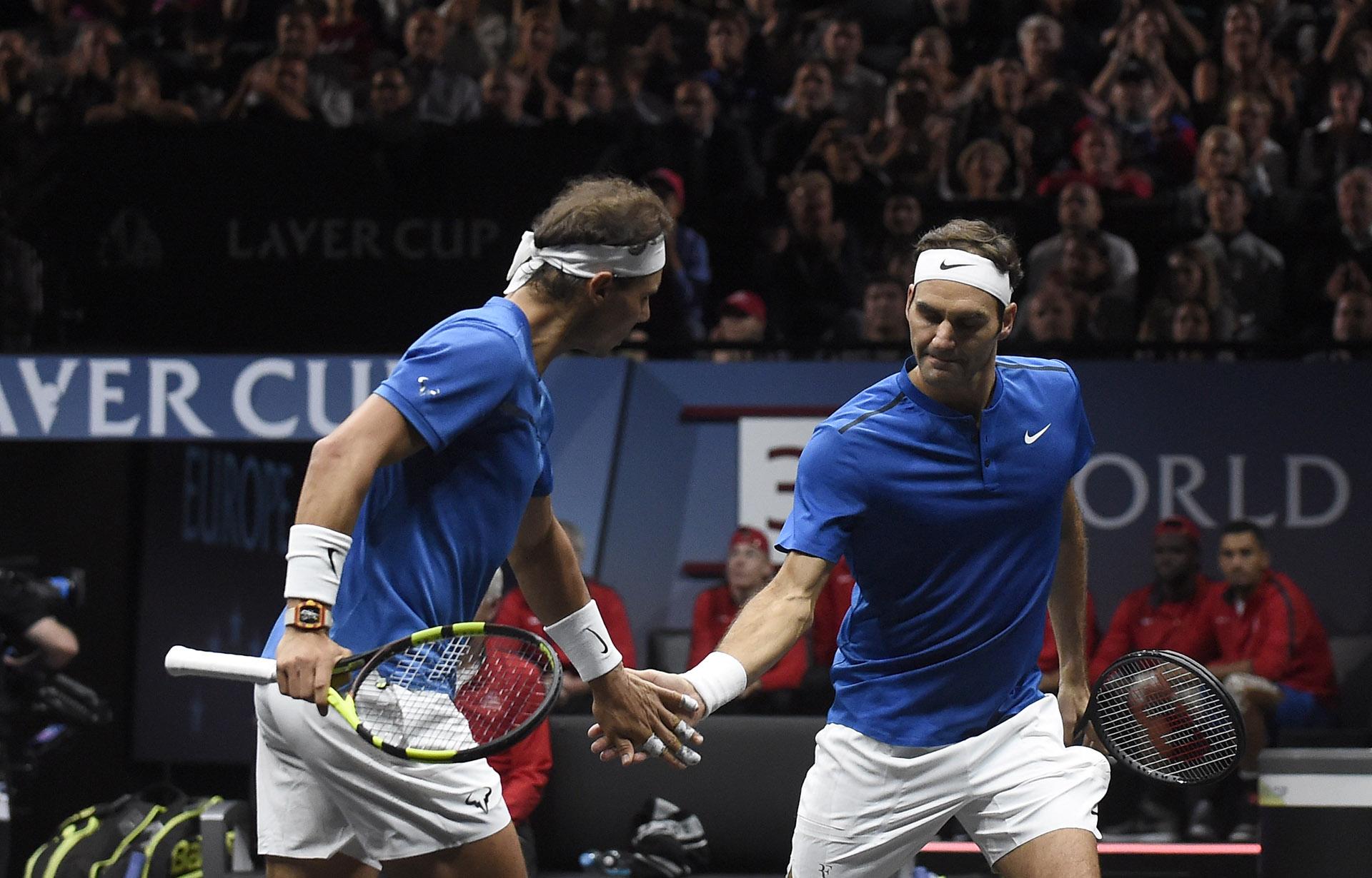 Los número uno y dos del ranking ATP lograron dos valiosos puntos para Europa