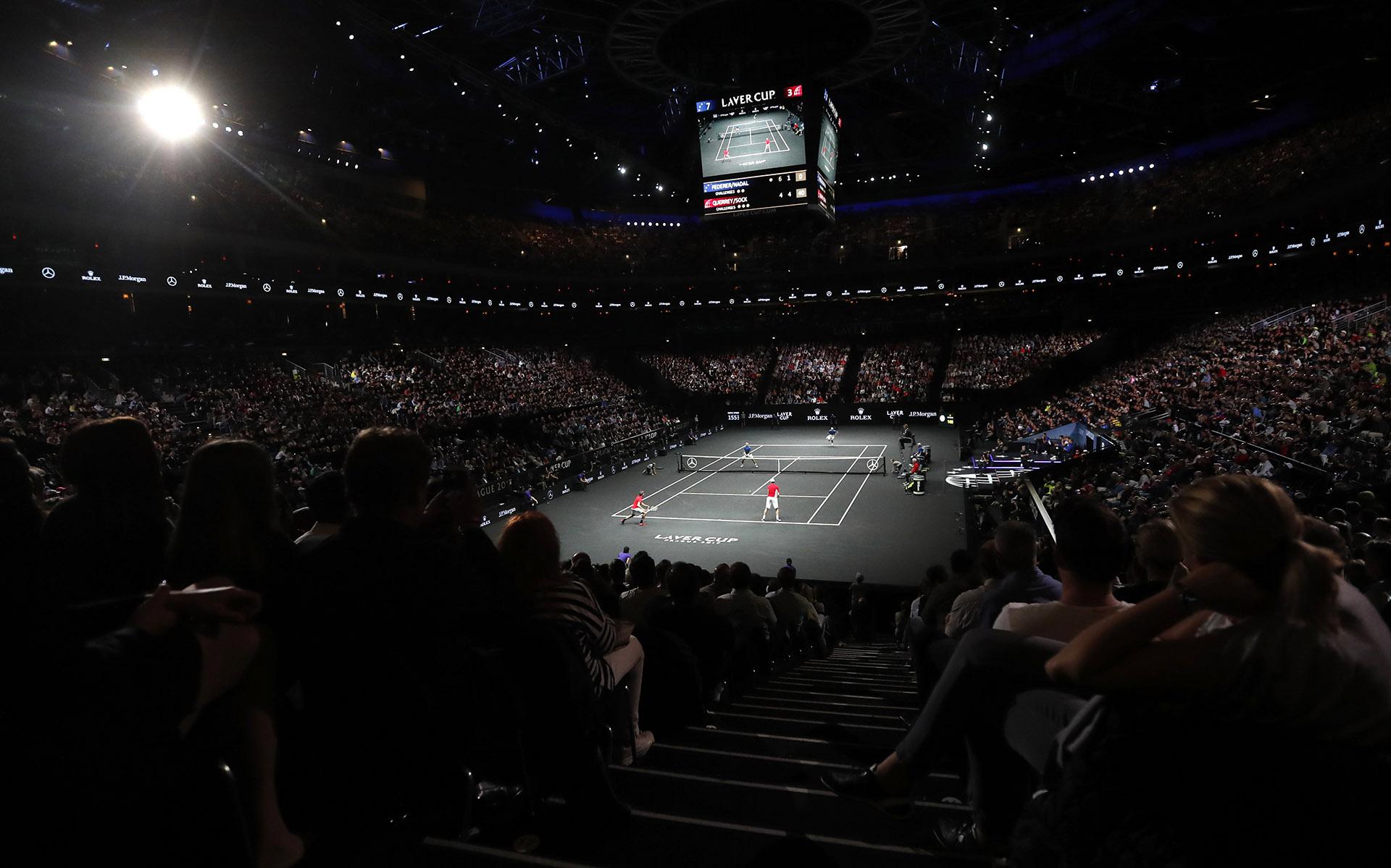 Al ser un torneo exhibición, no entrará en el reparto de puntos ATP.