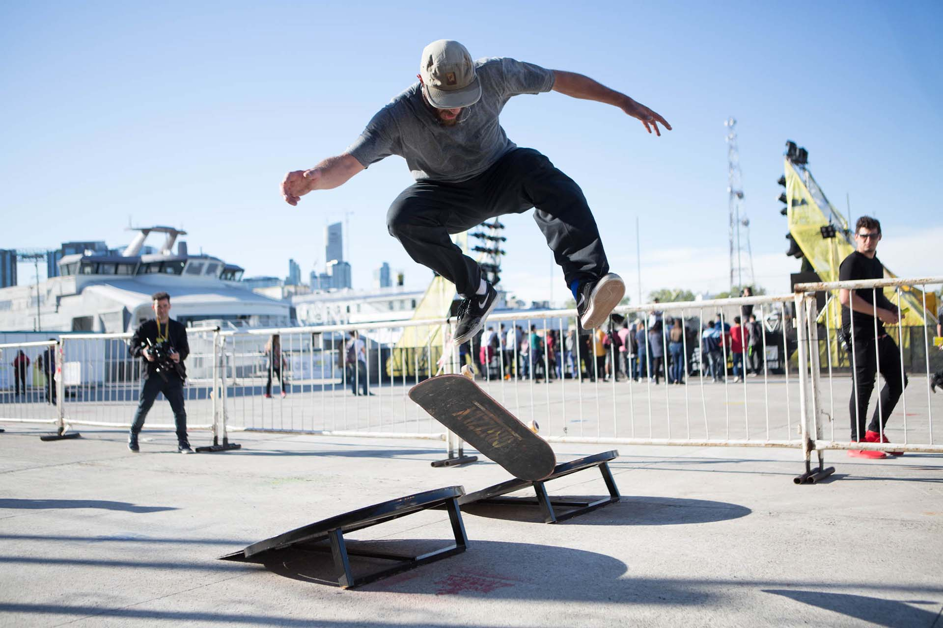 Skate en Espacio Generador