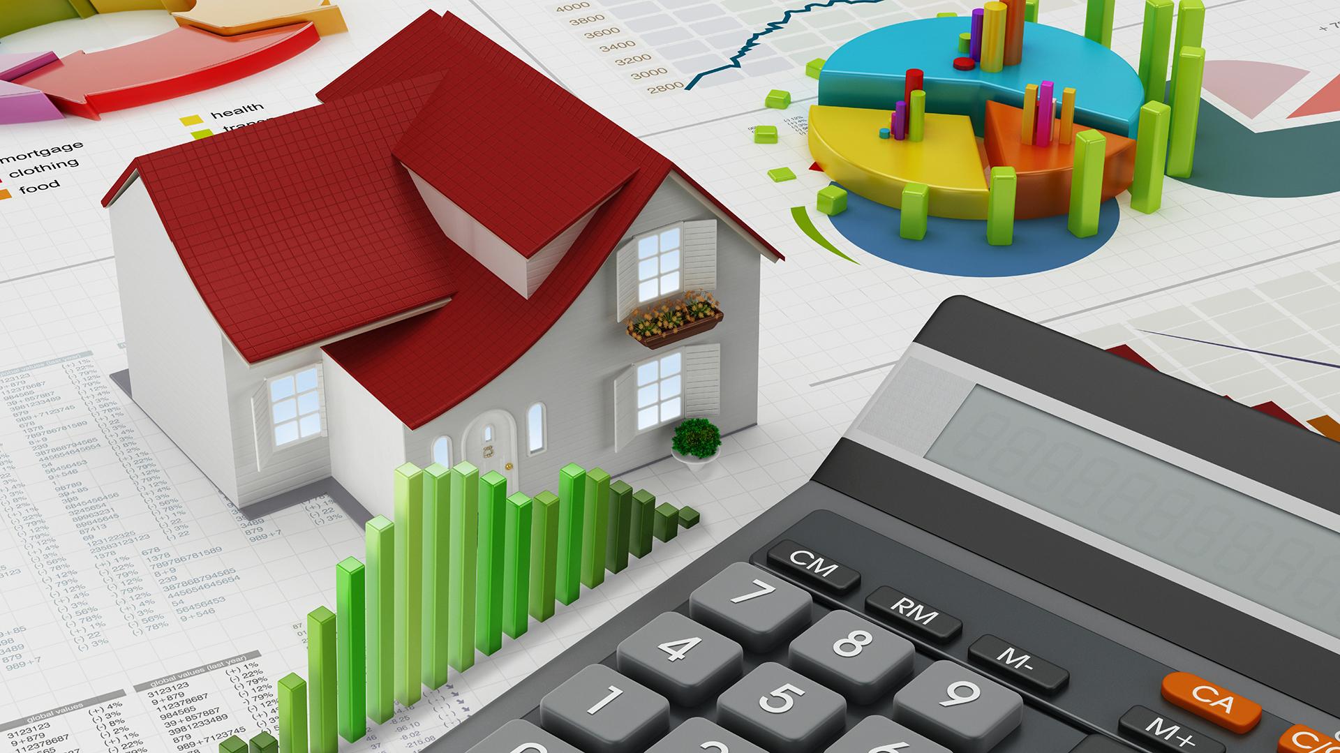 Los préstamos para vivienda impulsan la recuperación del mercado inmobiliario. (Istock)