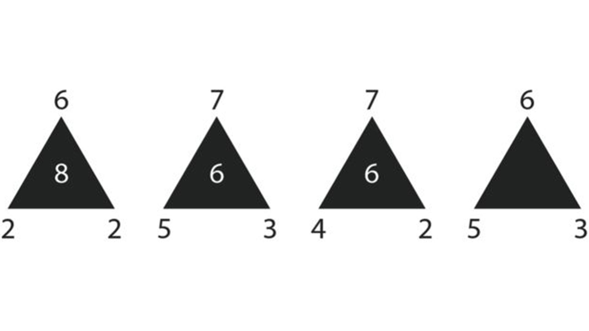 Acertijo Matematico Cual Es El Numero Que Falta Infobae