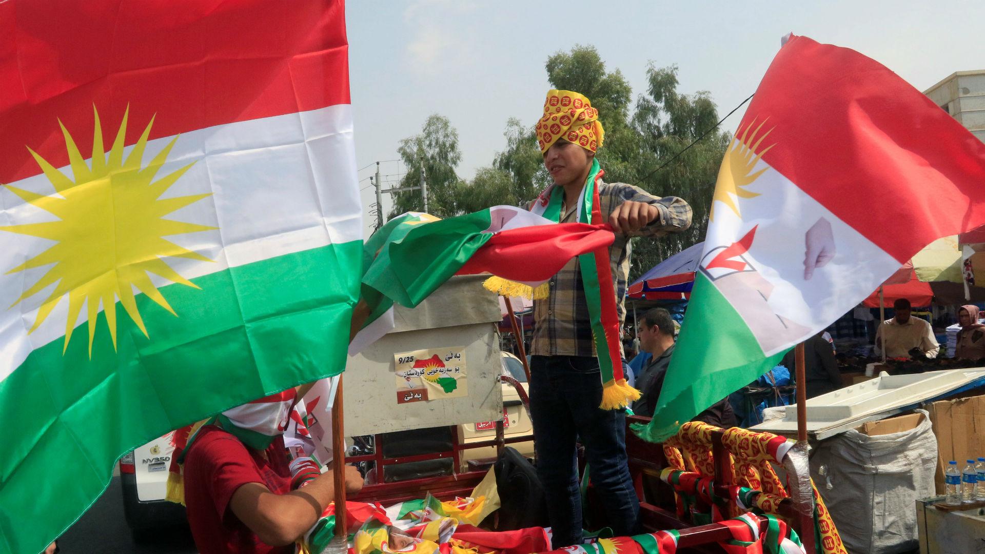 Kurdistán (Reuters)