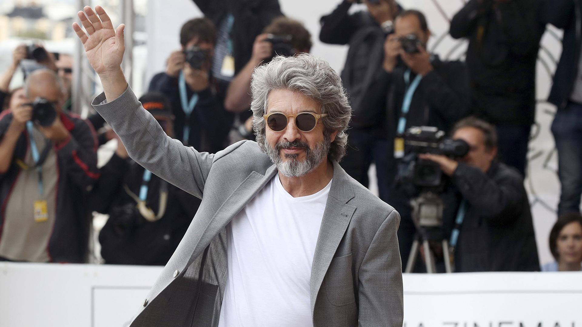 El actor español mostró su admiración por Ricardo Darín (Crédito de Foto: EFE/Javier Etxezarreta)