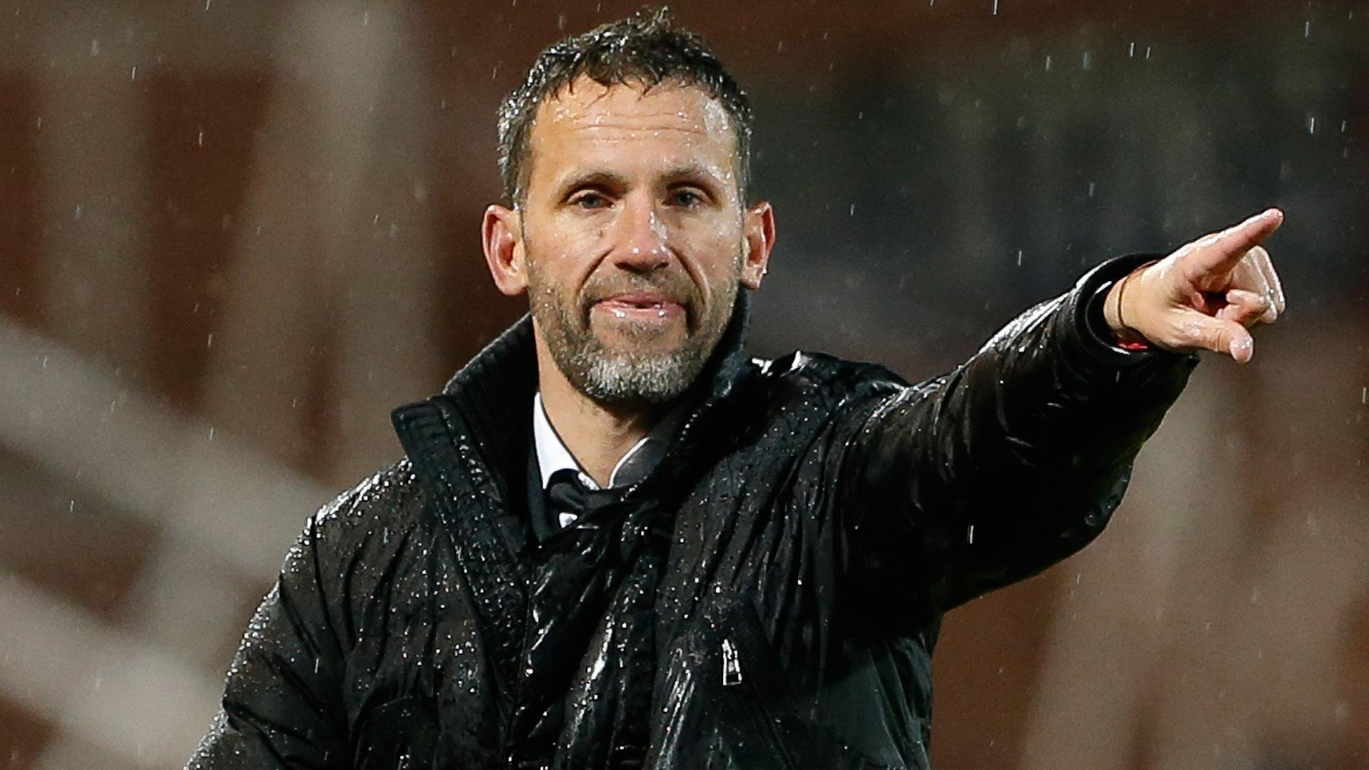 Lucas Bernardi fue repudiado por los hinchas de Estudiantes (Getty Images)