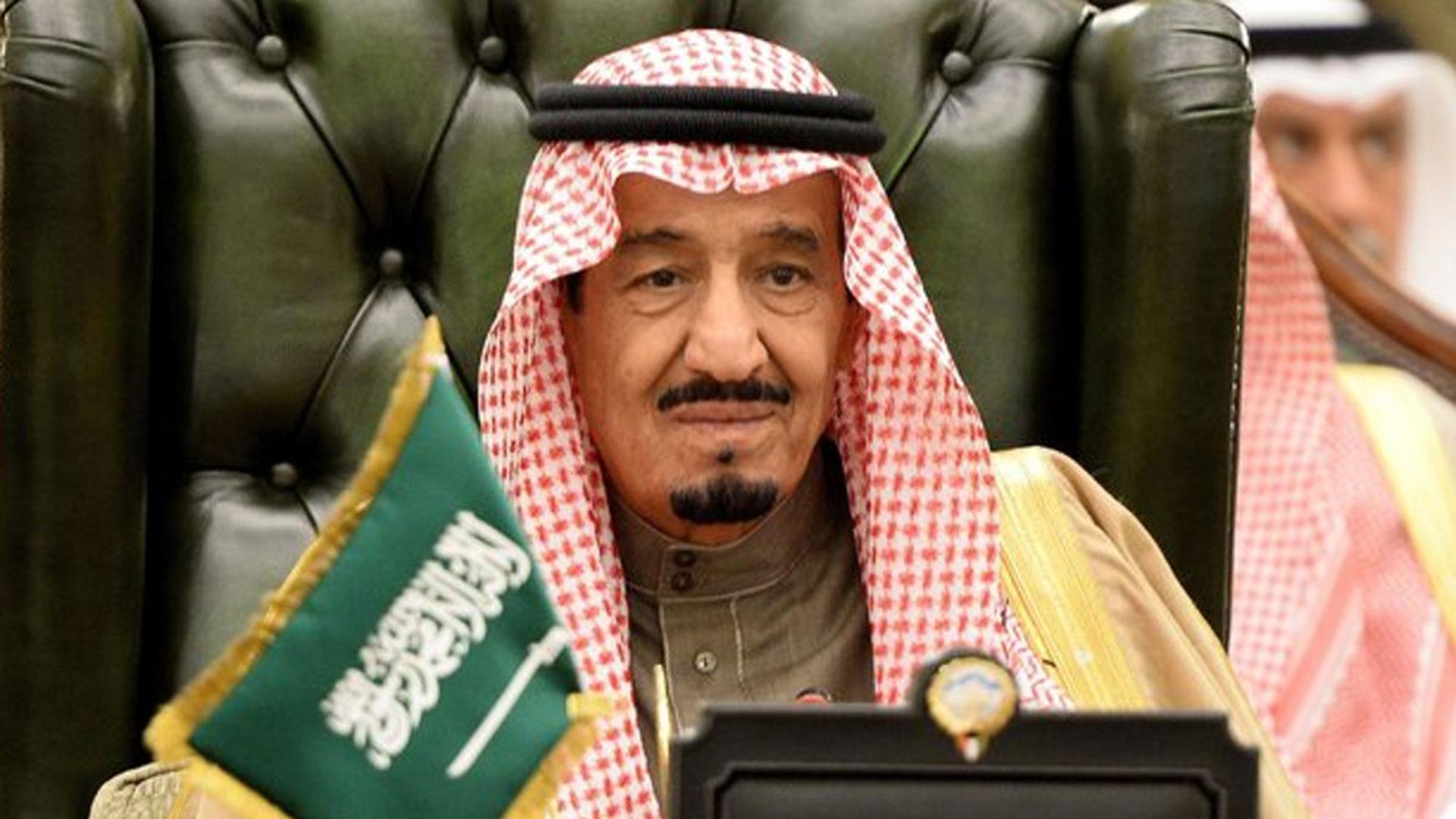 El rey Salman bin Abdelaziz