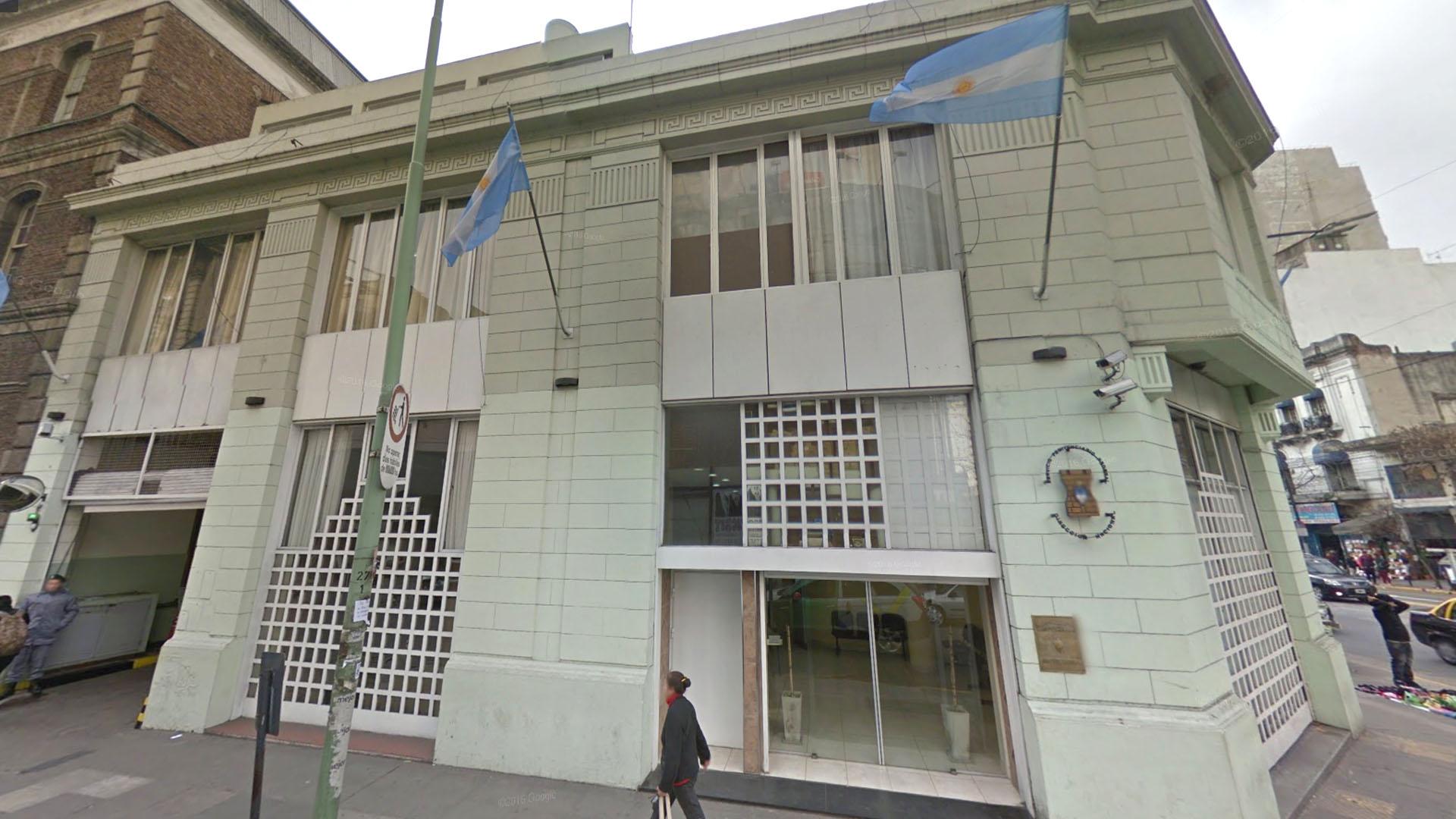 La sede central del Servicio Penitenciario Federal