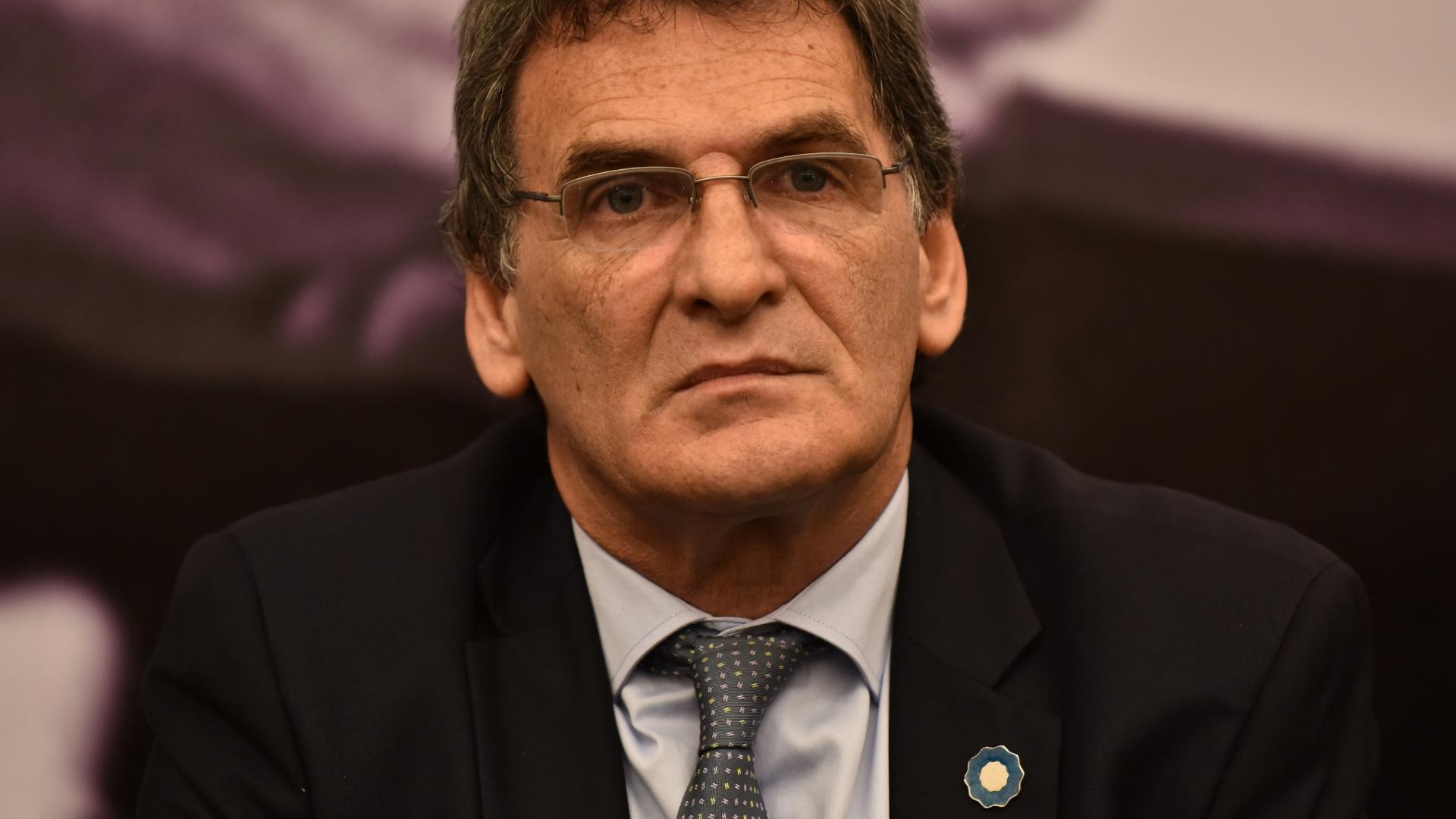 El secretario de Derechos Humanos Claudio Avruj también se mostró en contra (Adrián Escandar)