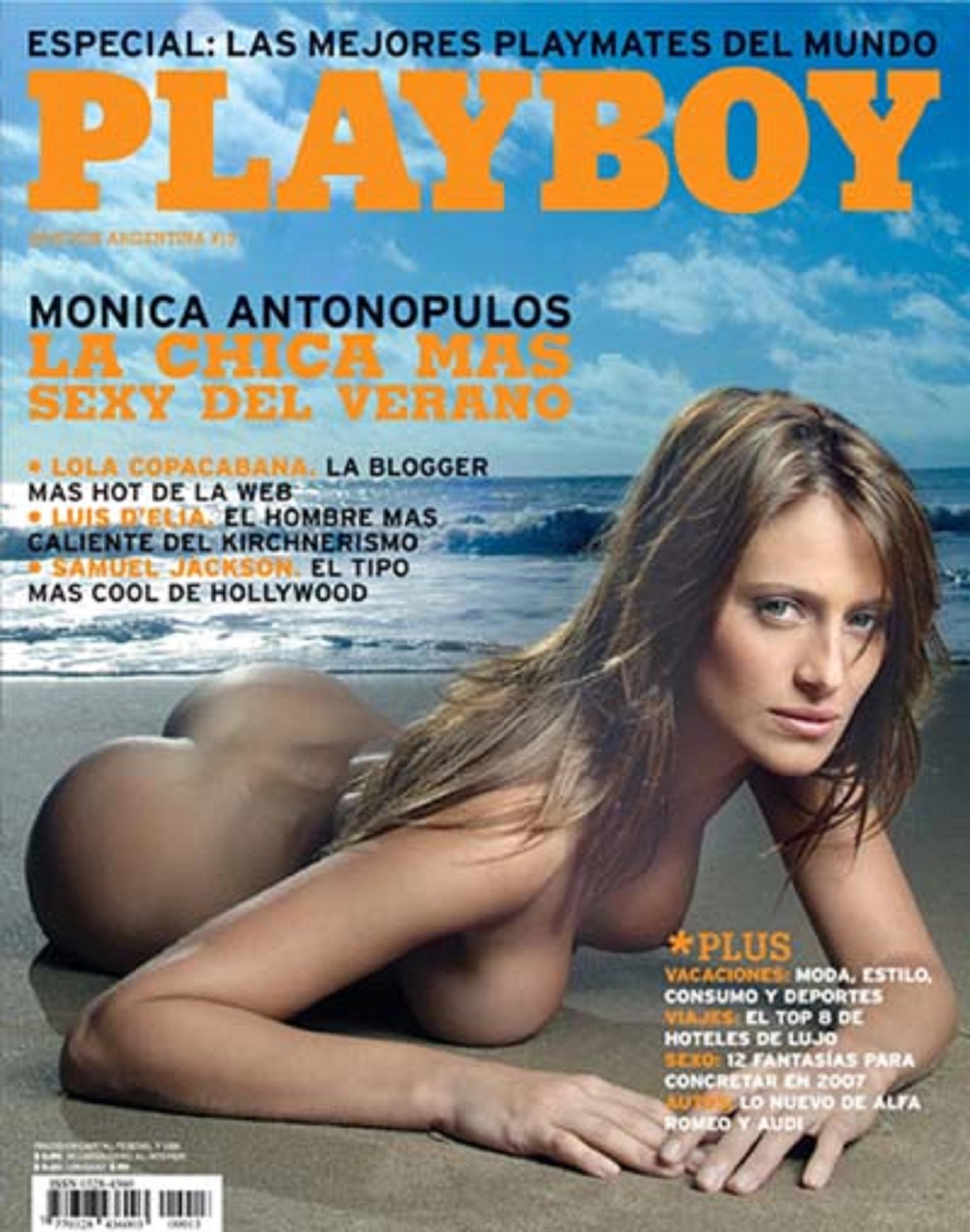 Mónica Antonópulos