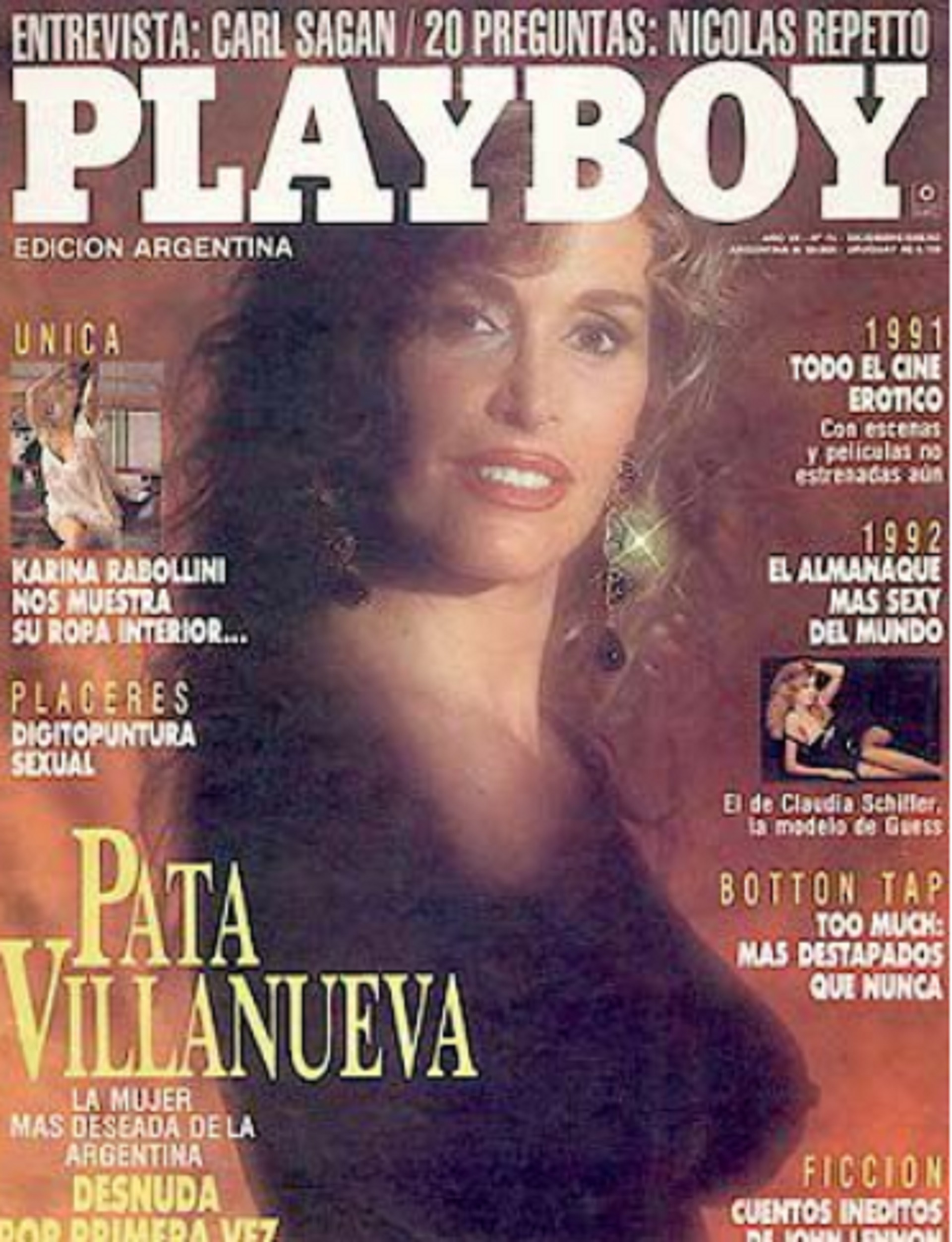 """Pata"" Villanueva"