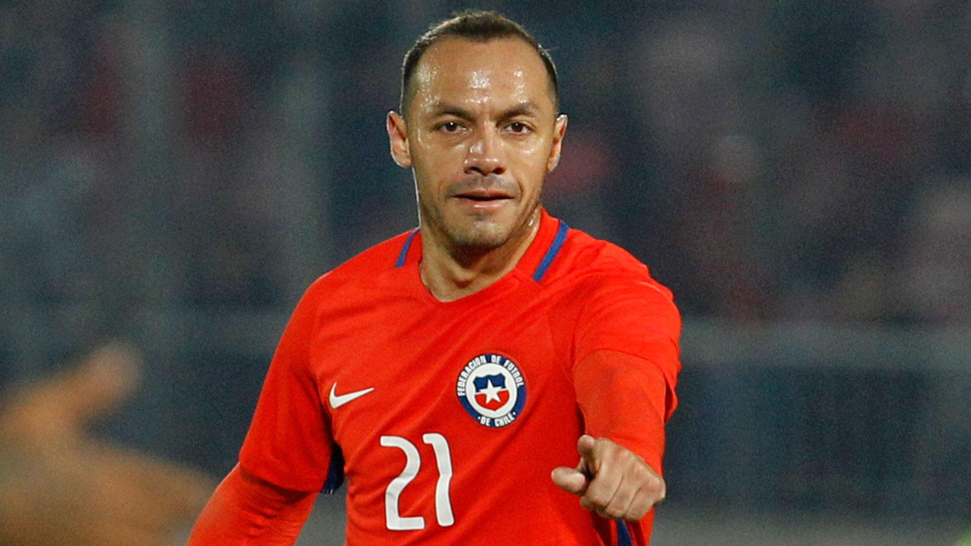 Marcelo Díaz no fue convocado por Juan Antonio Pizzi (Getty Images)