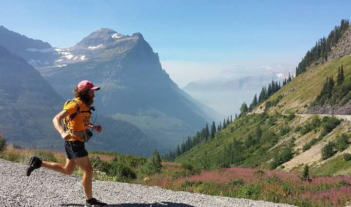 Corrió durante 409 días (Facebook/Run Robla Run – Going The Distance)