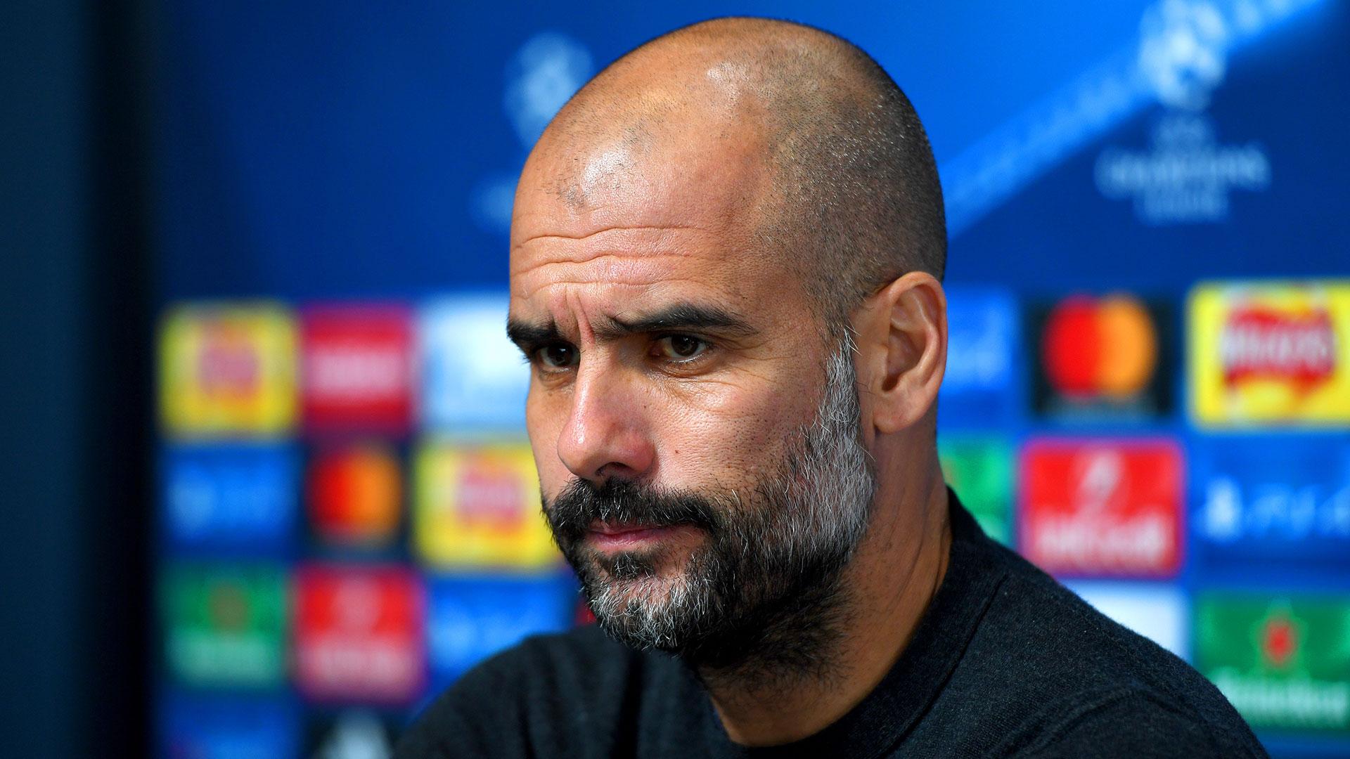 Pep Guardiola atraviesa una temporada fantástica con el Manchester City (Getty Images)