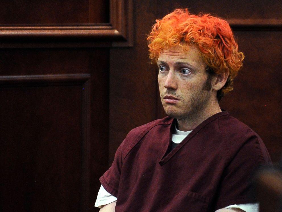 James Holmes, el atacante de Denver (AP)