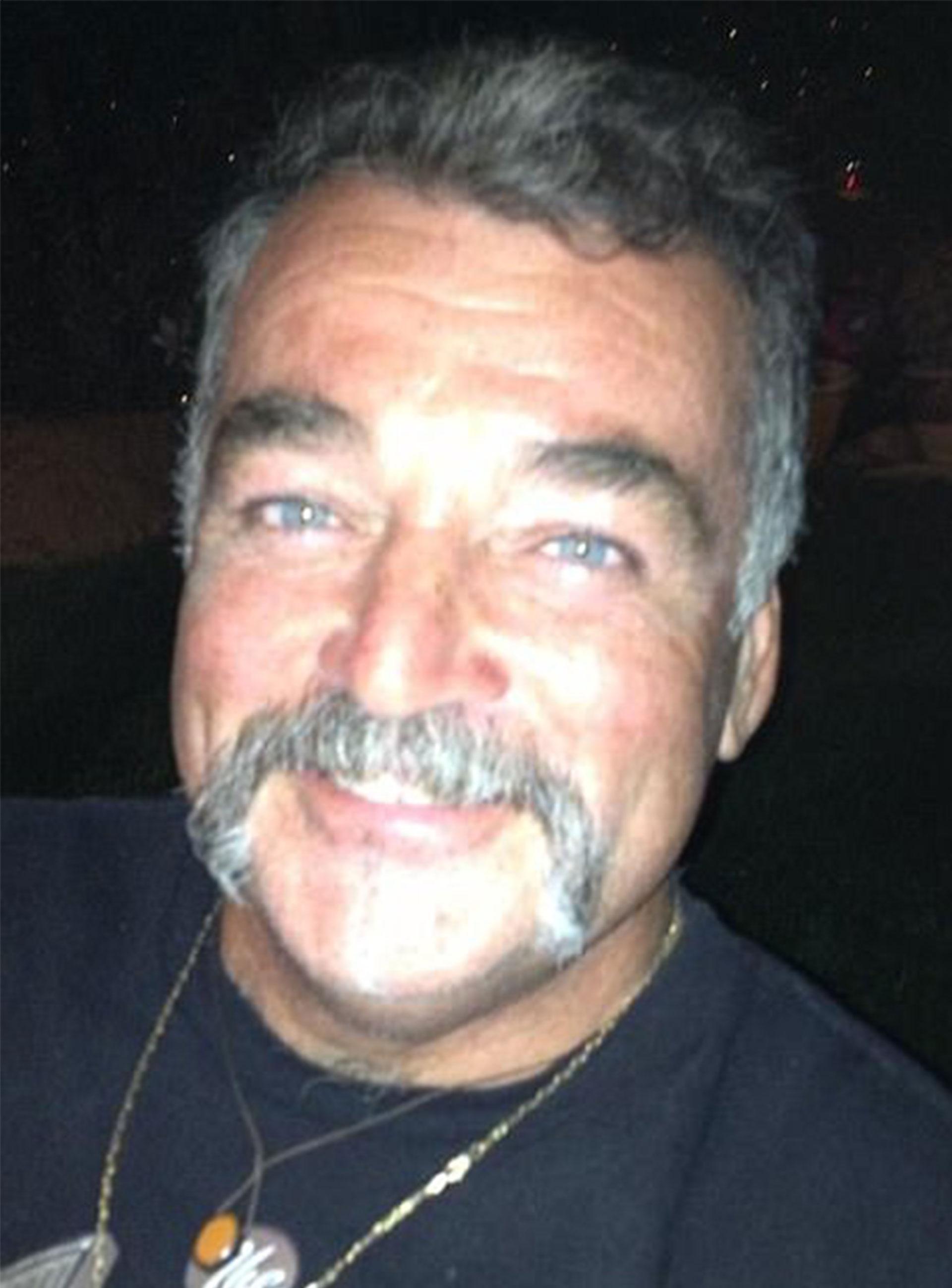 John Phippen, residente de Santa Clara, California