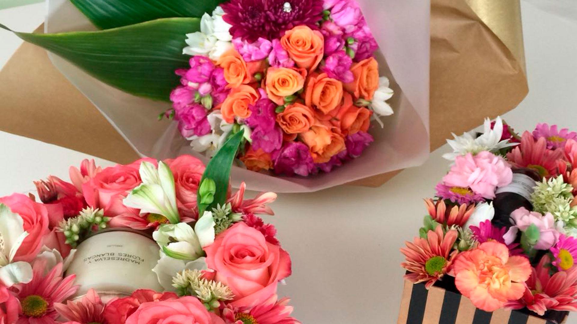 Flores Y Algo Más Una Manera Diferente Para Homenajear A