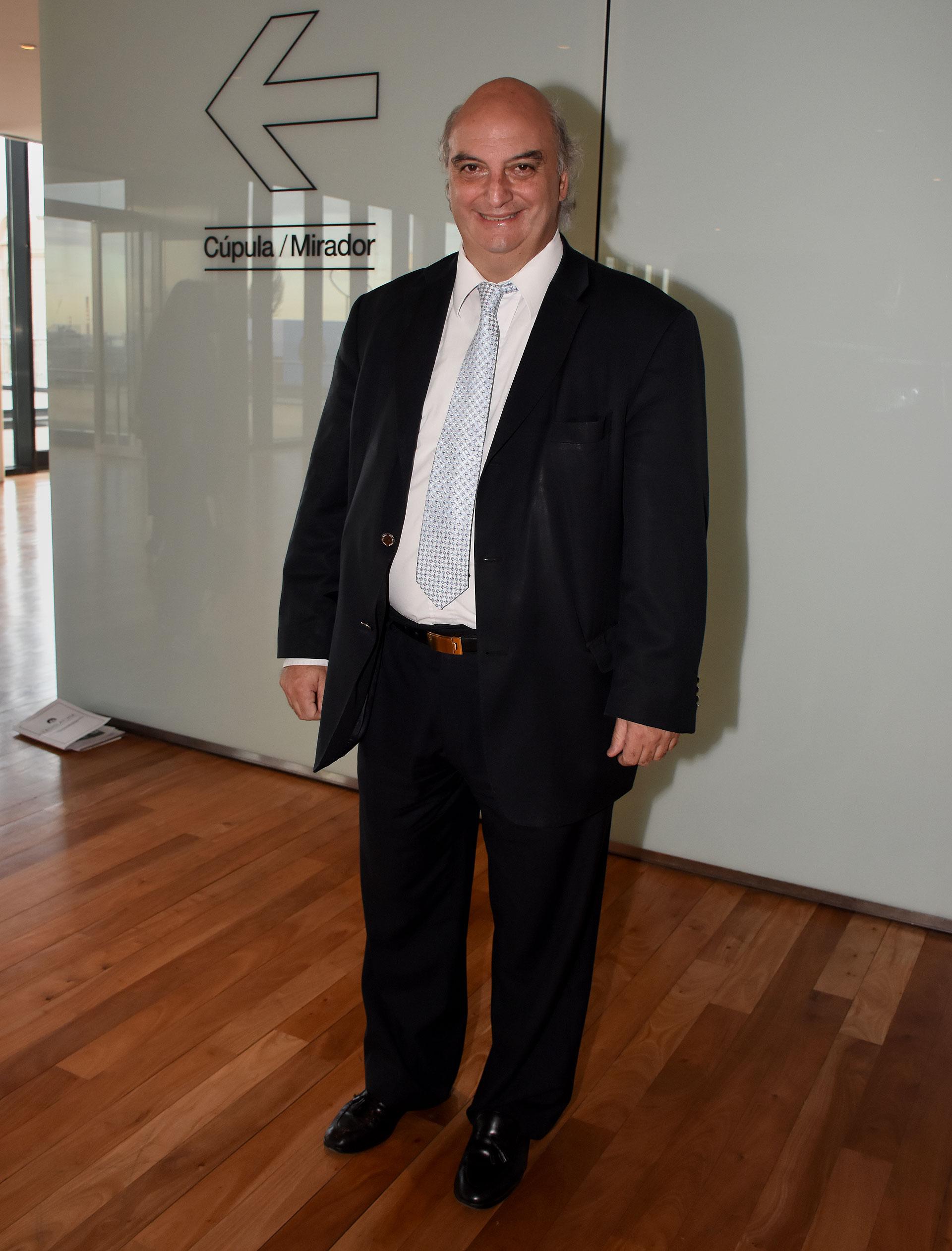 Pablo Garzonio, subsecretario de Fortalecimiento e Intercambio Institucional de la Legislatura Porteña