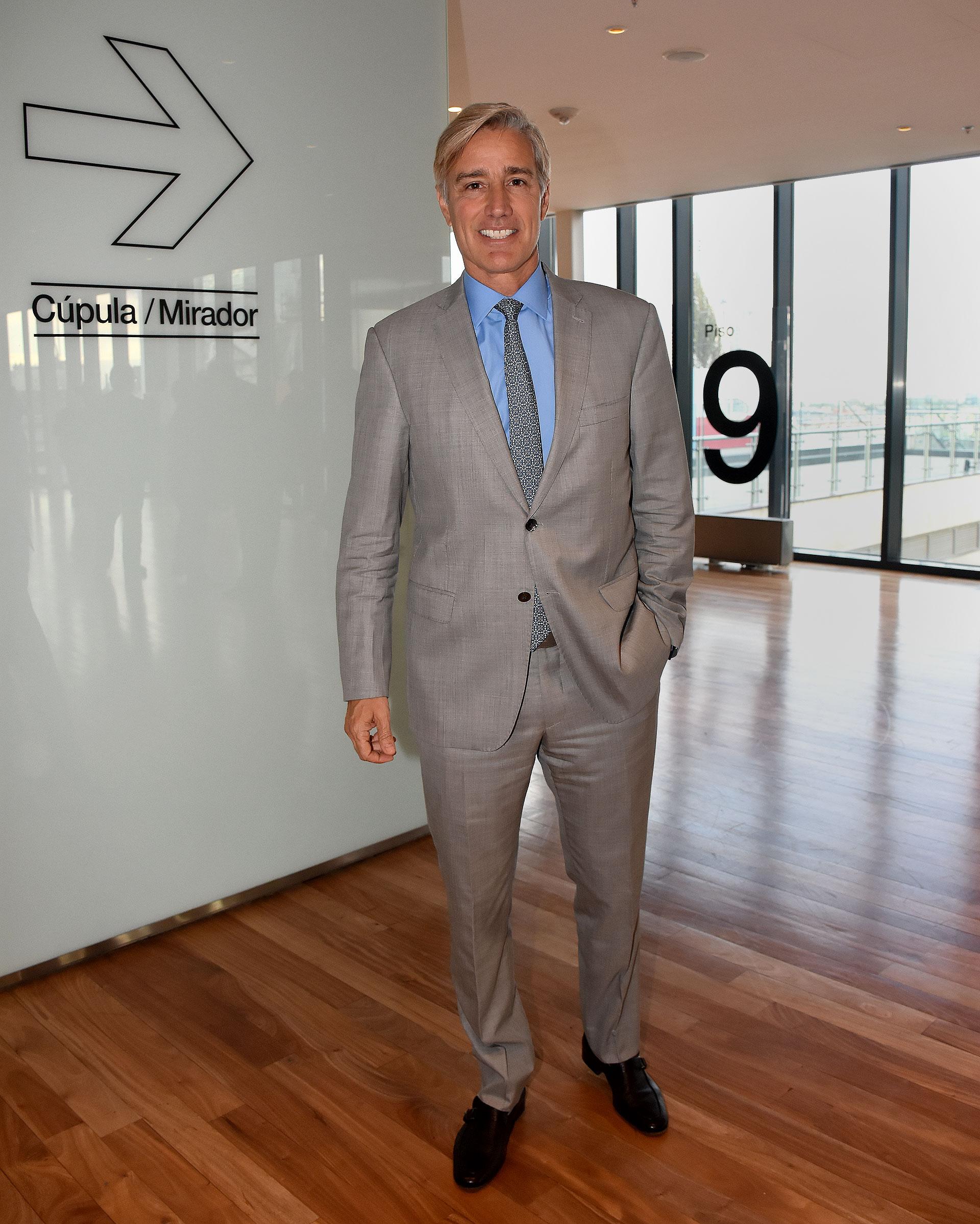 Marcelo Figueiras, presidente de Laboratorios Richmond