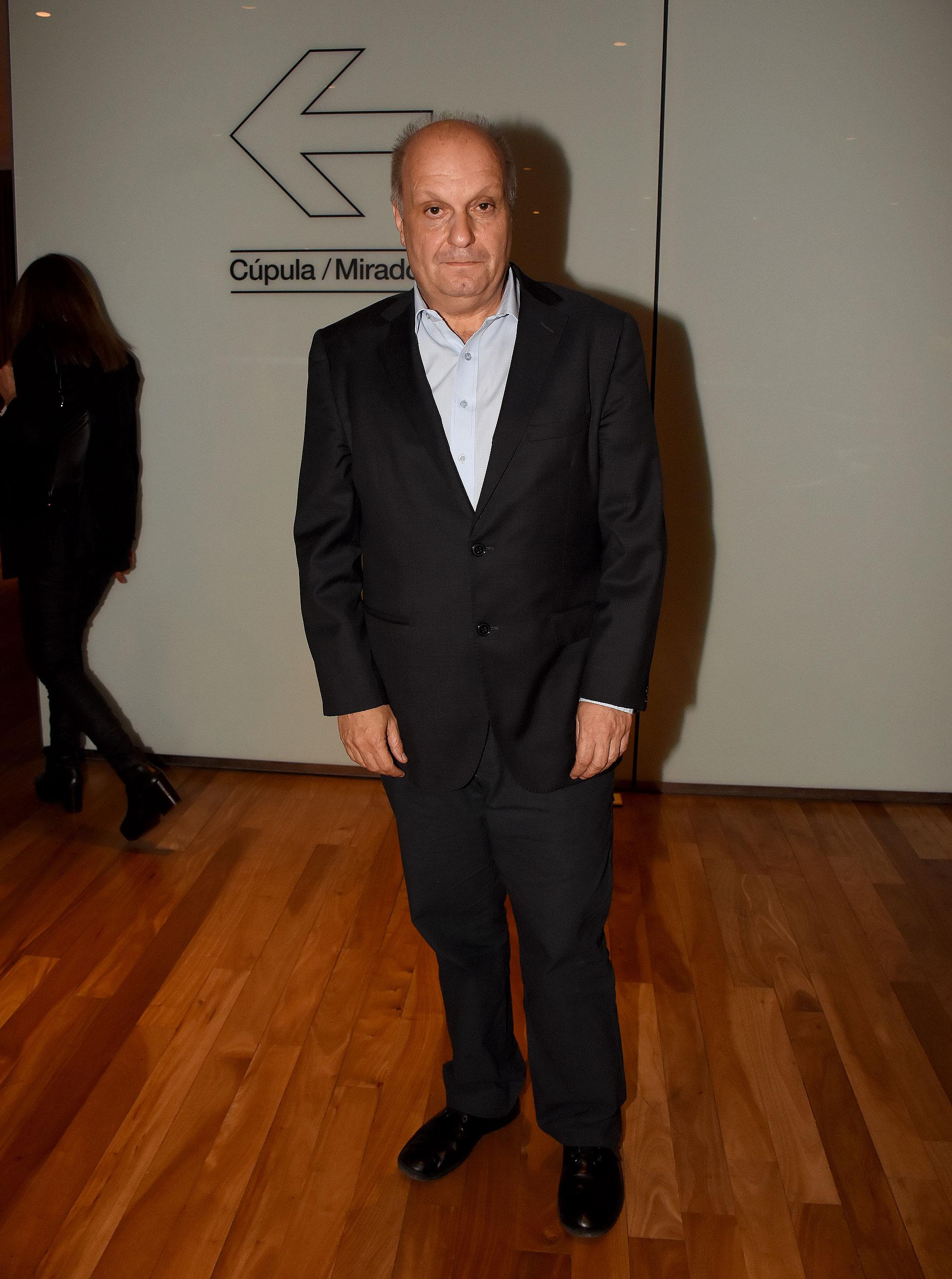 Hernán Lombardi, titular del Sistema Federal de Medios y Contenidos Públicos