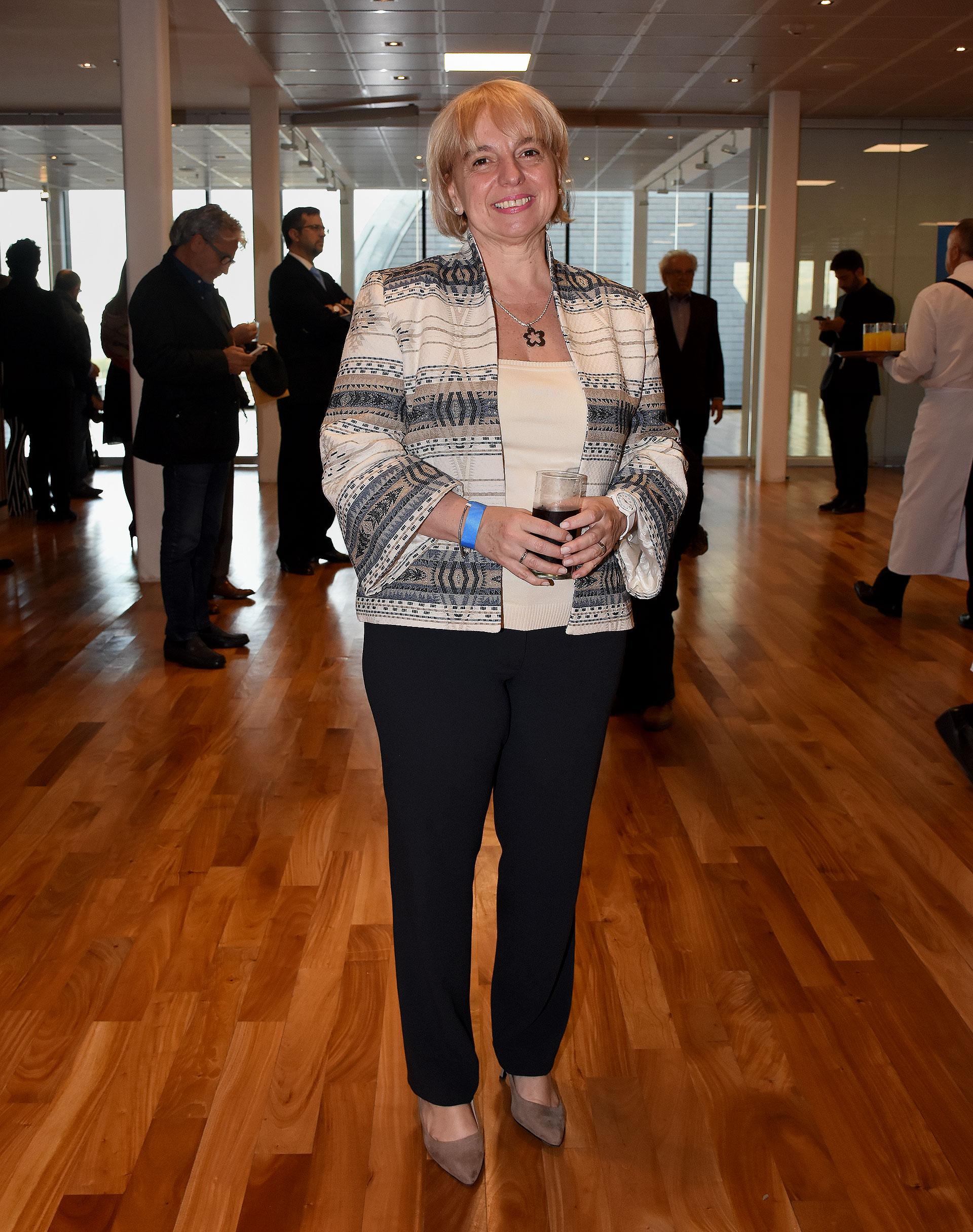 Silvana Guidici, directora del Ente Nacional de Comunicaciones (ENACOM)