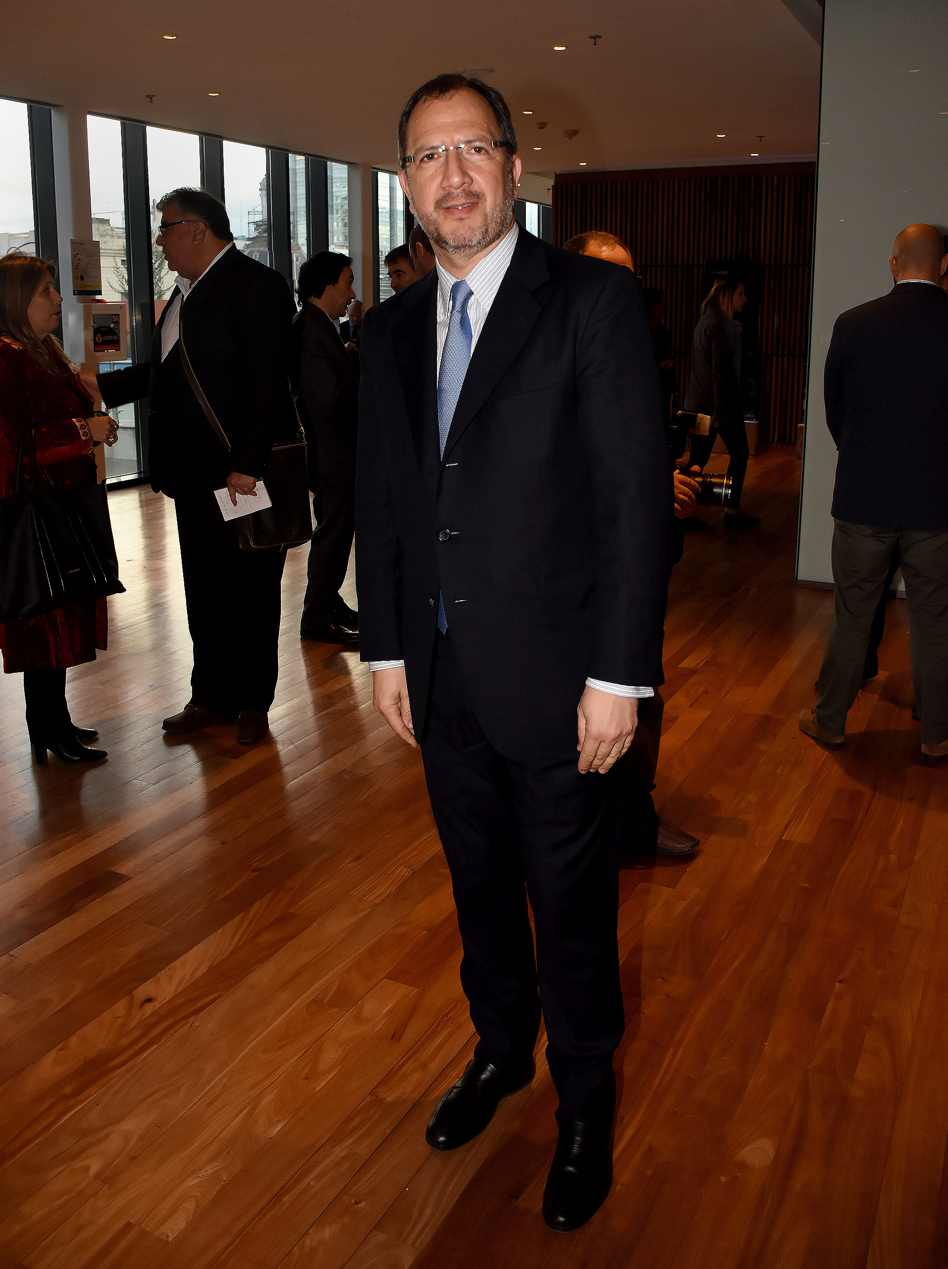 Fabian Perechodnik, secretario general de la provincia de Buenos Aires
