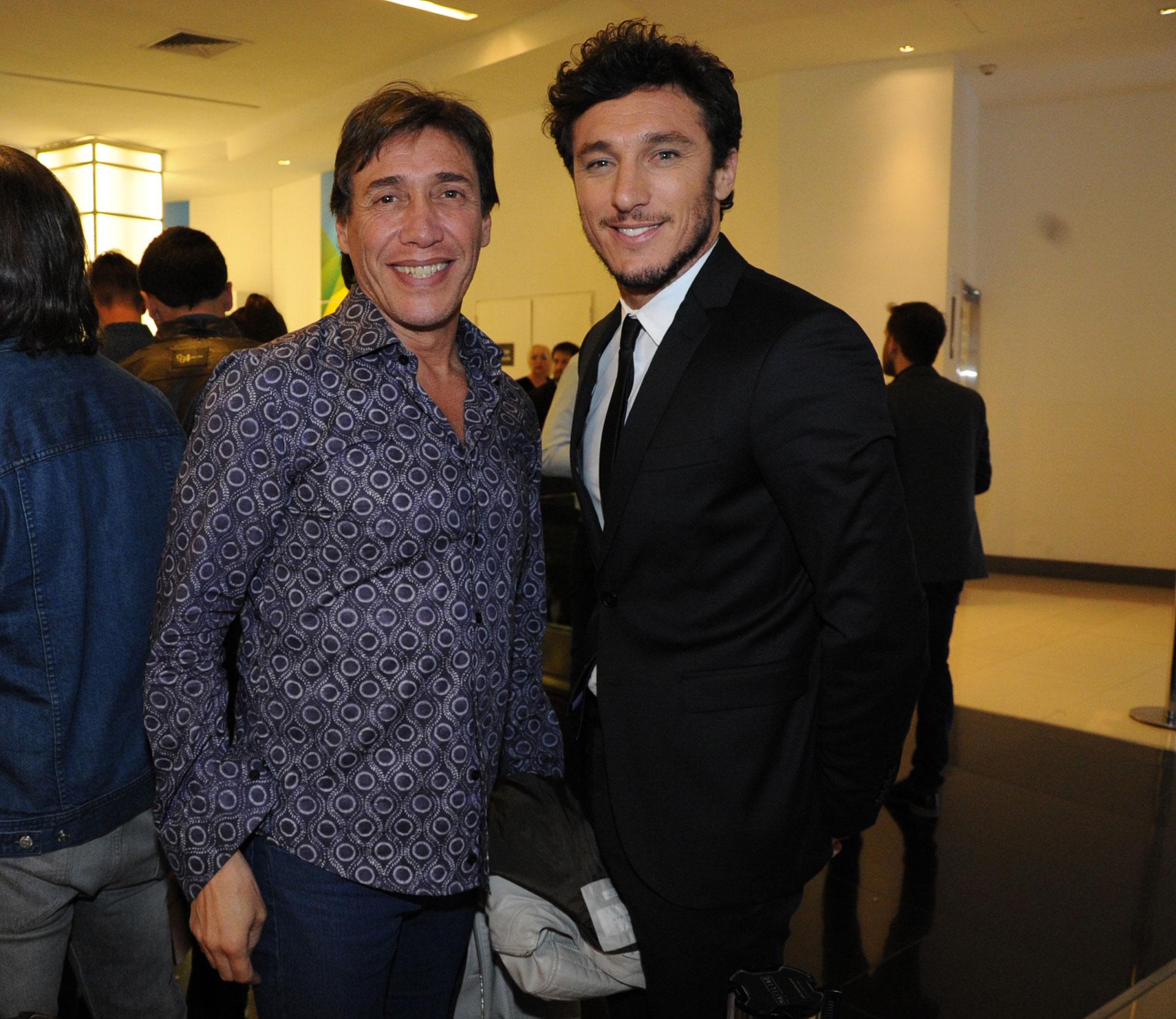 Fabián Gianola y Pico Mónaco