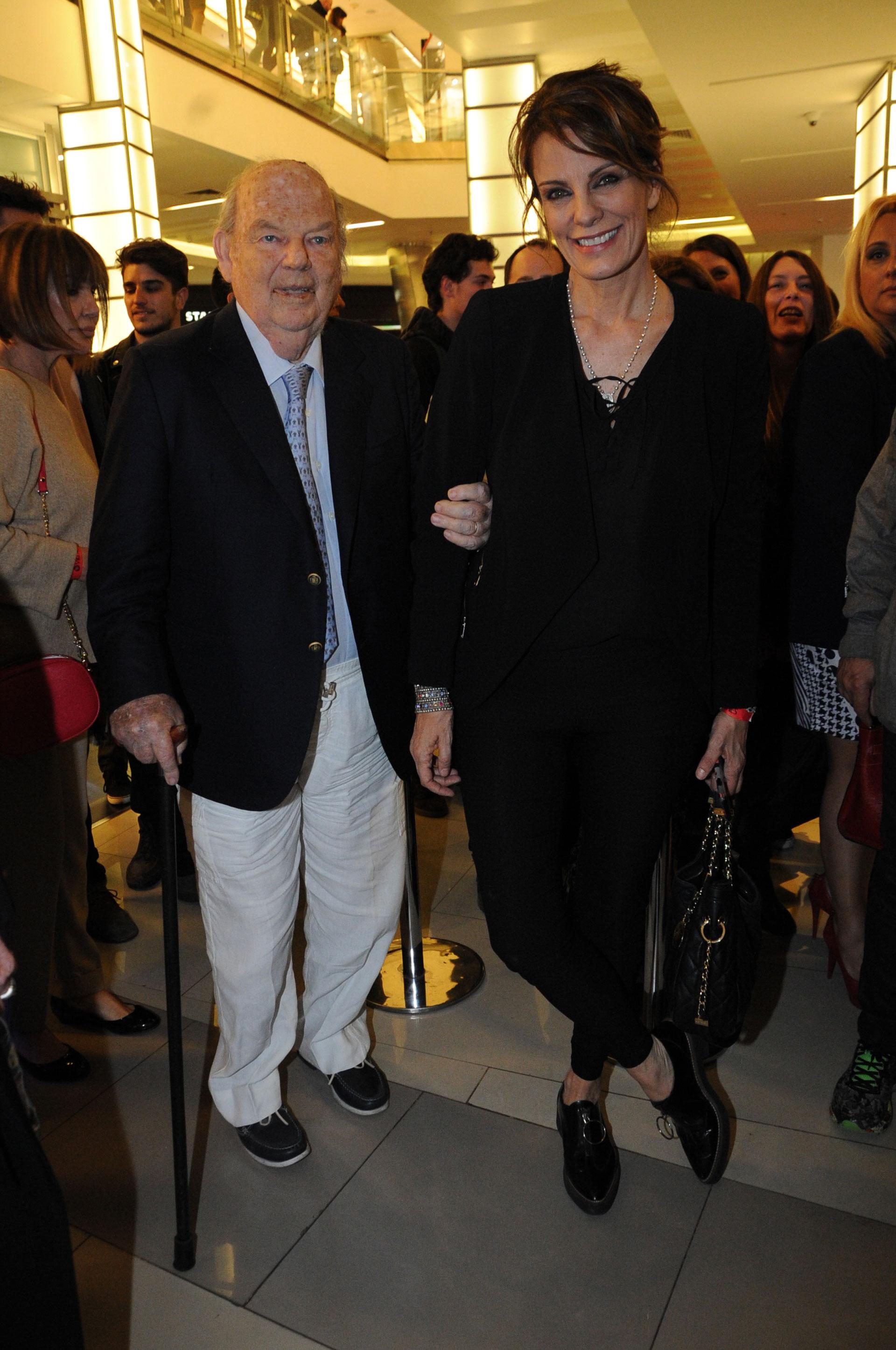 Nequi Galotti y Bartolomé Mitre
