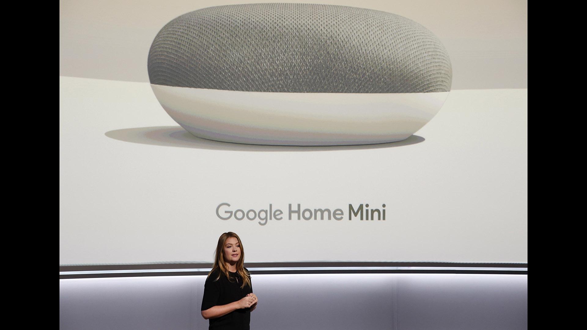 Isabelle Olsson, Directora de Diseño Industrial para Google Home, habla sobre la nueva versión Mini del producto