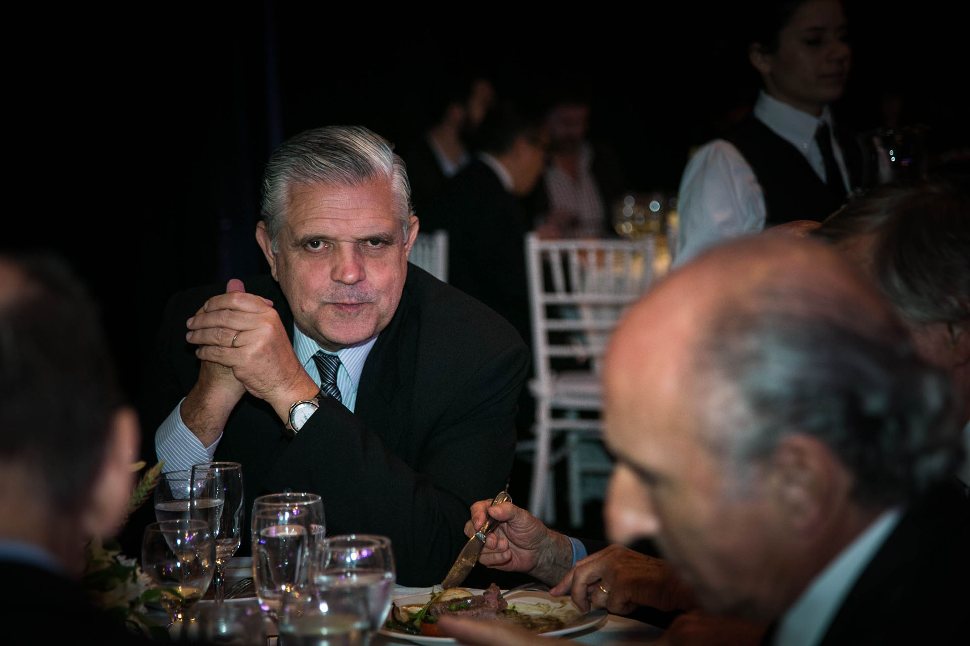 Ricardo Lopez Murphy, ex ministro de Economía