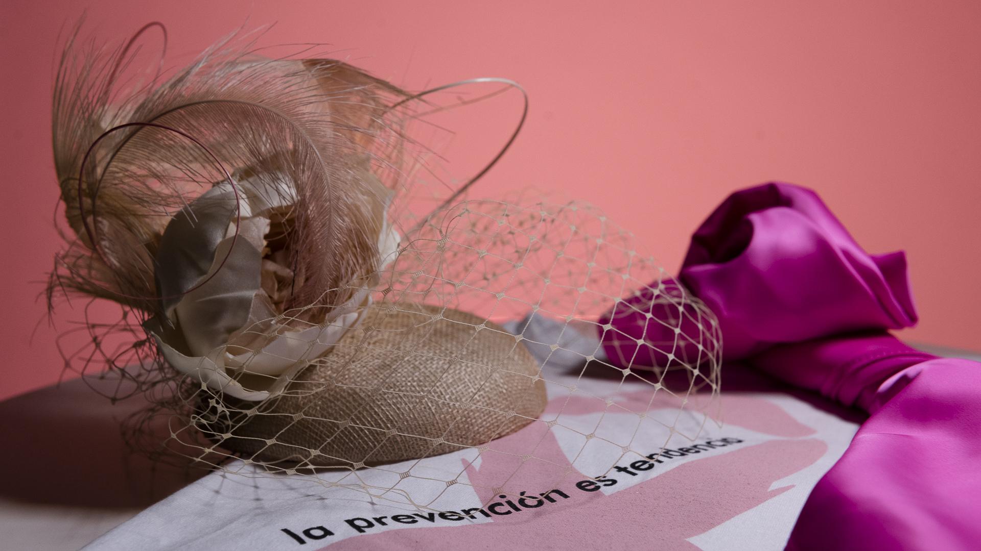 El foulard en seda ideado por el diseñador Benito Fernández