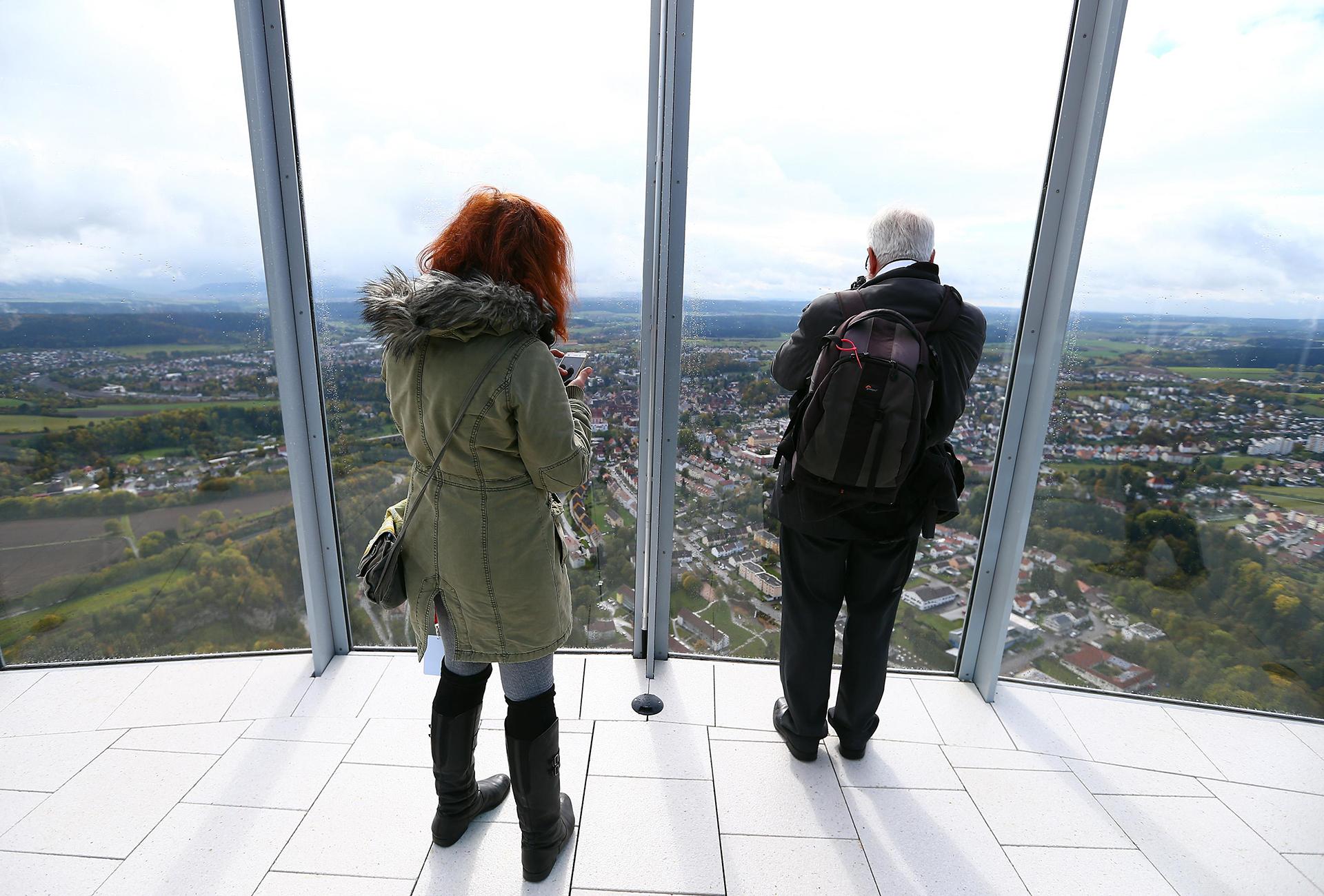 Se prevé que la Test Tower deThyssenkrupp se convierta en un destino habitual para los turistas de la región.