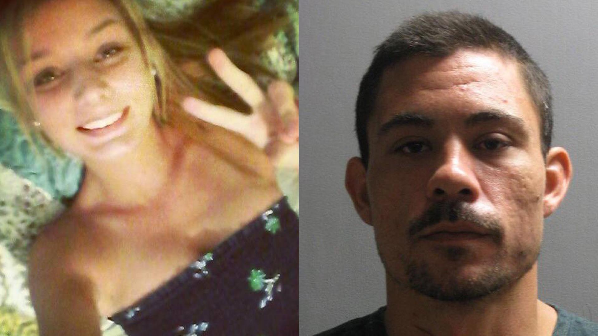 Savannah Gold y Lee Rodarte Jr. Ambos tuvieron un romance. Él terminó asesinándola pero aún no se conocieron los motivos