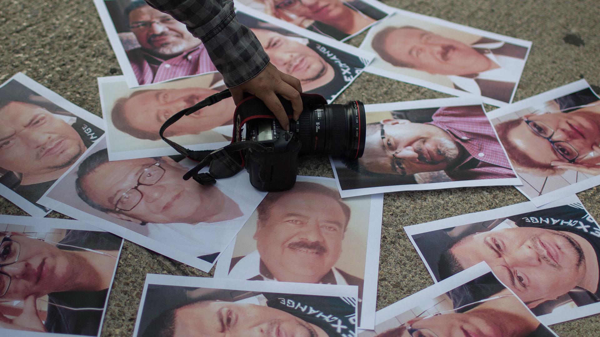 México continúa siendo uno de los países más peligrosos para ejercer el periodismo (Getty)