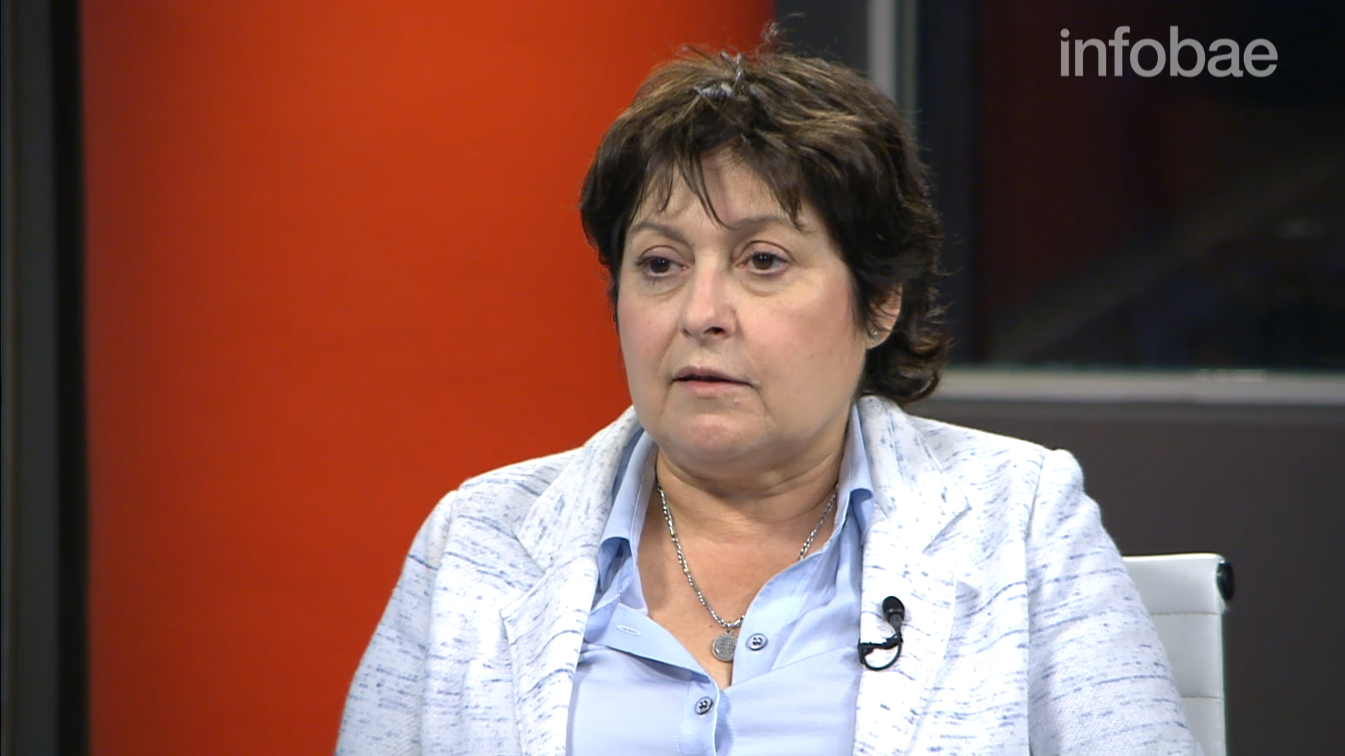 Graciela Ocaña, diputada de Cambiemos, denunció que médicos prestadores de IOMA piden coimas.