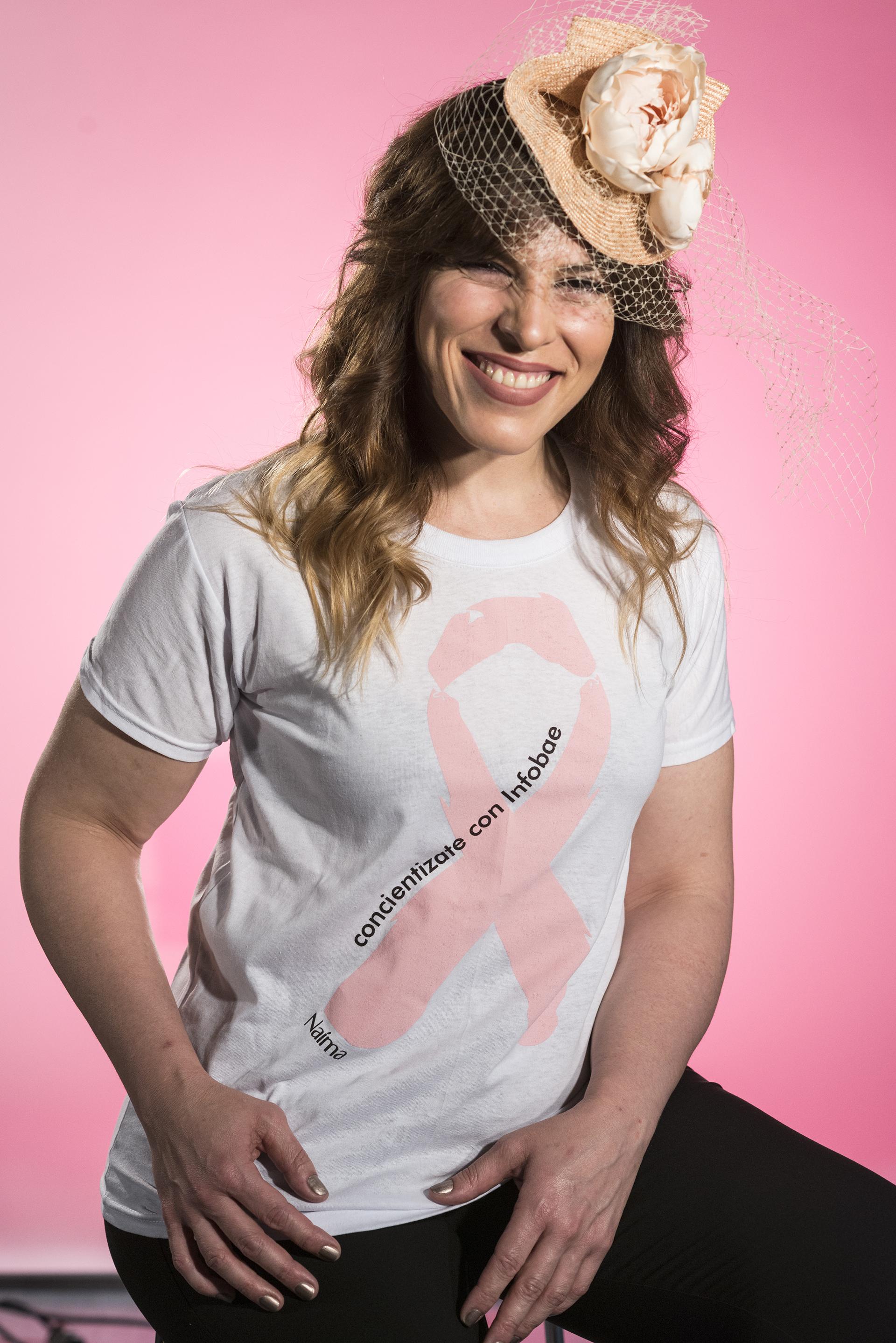 Mabby Autino -make up artist- cree en el poder de la mente como herramienta de recuperación frente a las adversidades