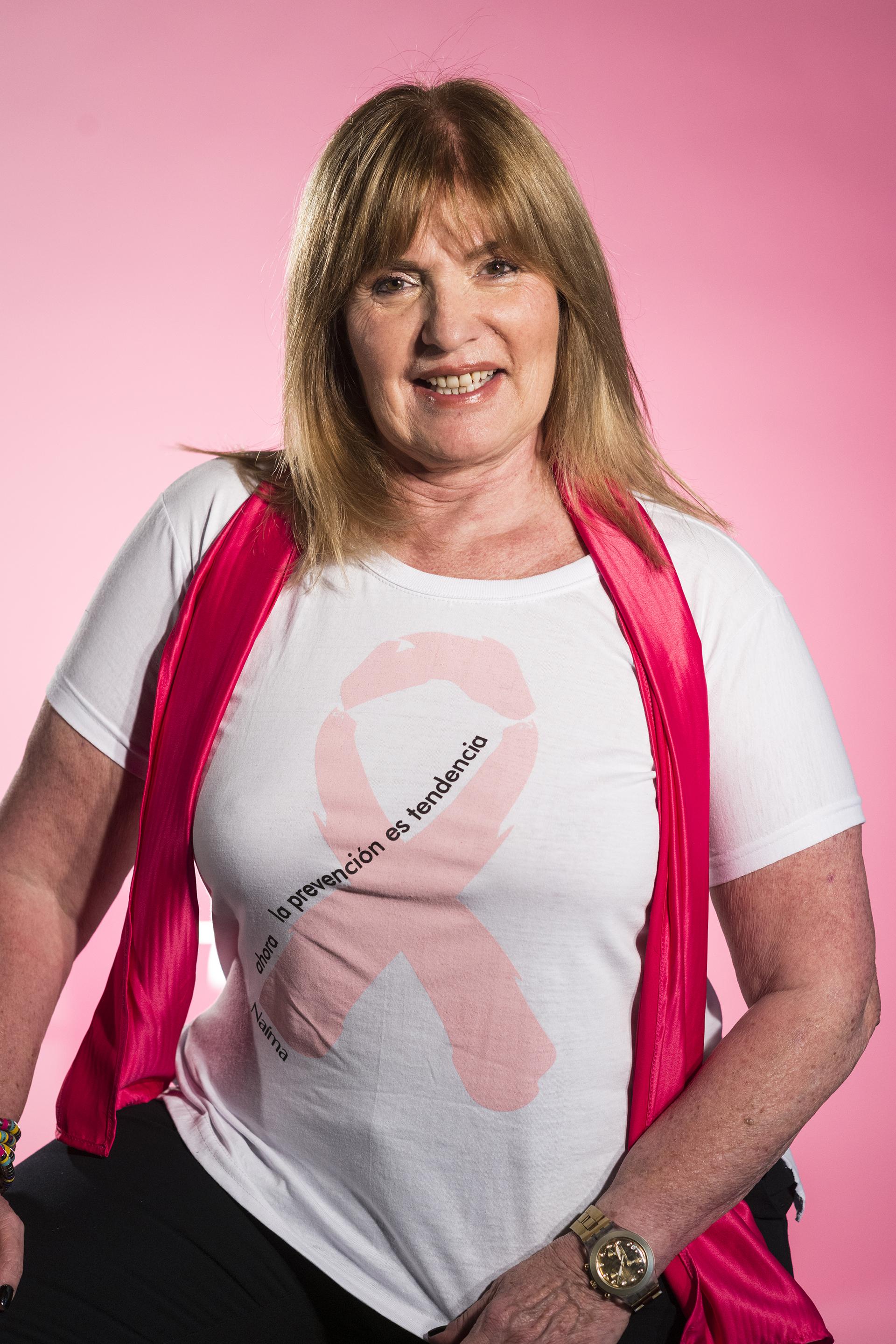 Sofía Neiman, PR directora de Neiman Producciones, elige el mes de marzo para realizarse todos los controles ginecológicos correspondientes