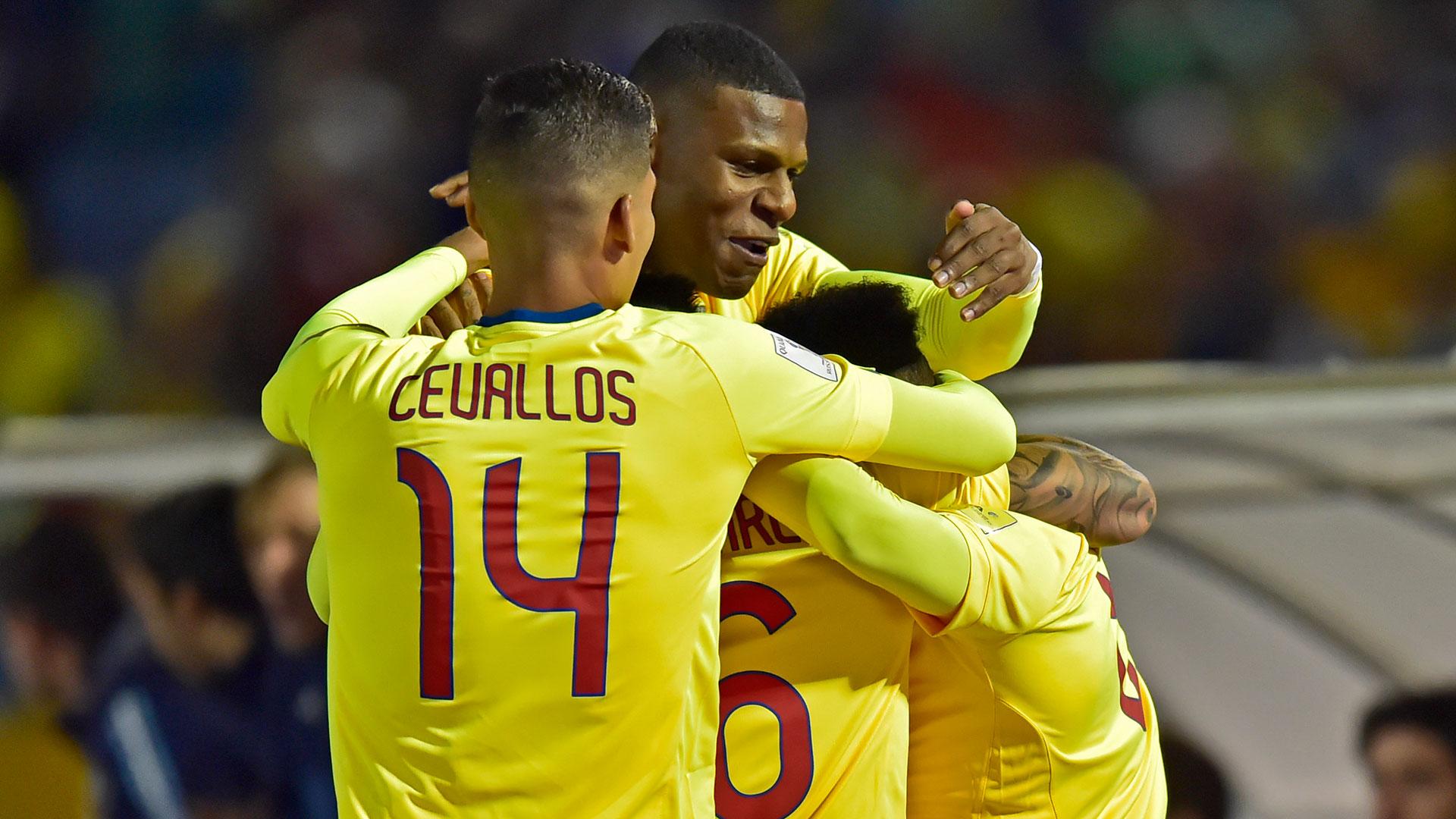 Con el temor de pasar a la historia como el peor equipo de los últimos 48 años, la Selección se presentó en Ecuador con la obligación de ganar para evitar la vergüenza
