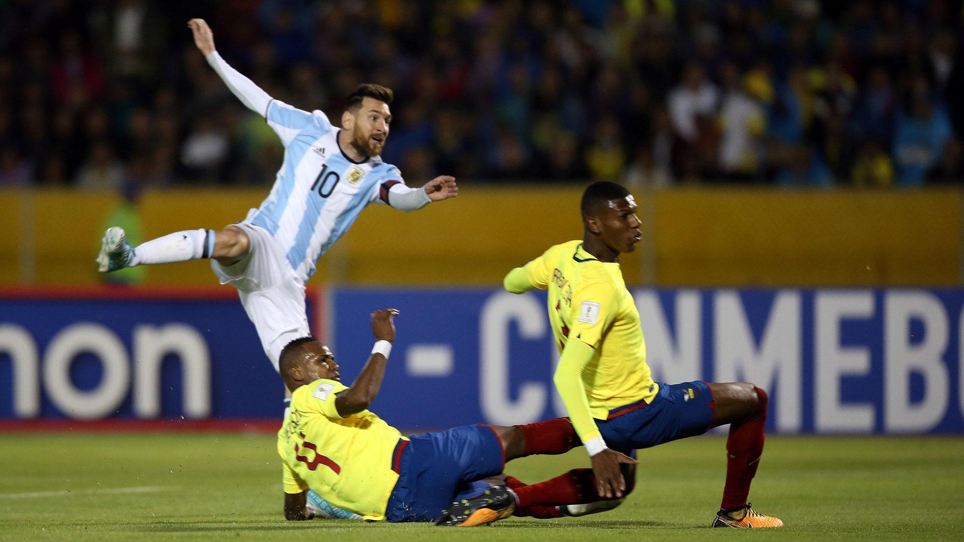 En el complemento la catarata de goles que se dio en el resto de los partidos no le significó nada a la Argentina