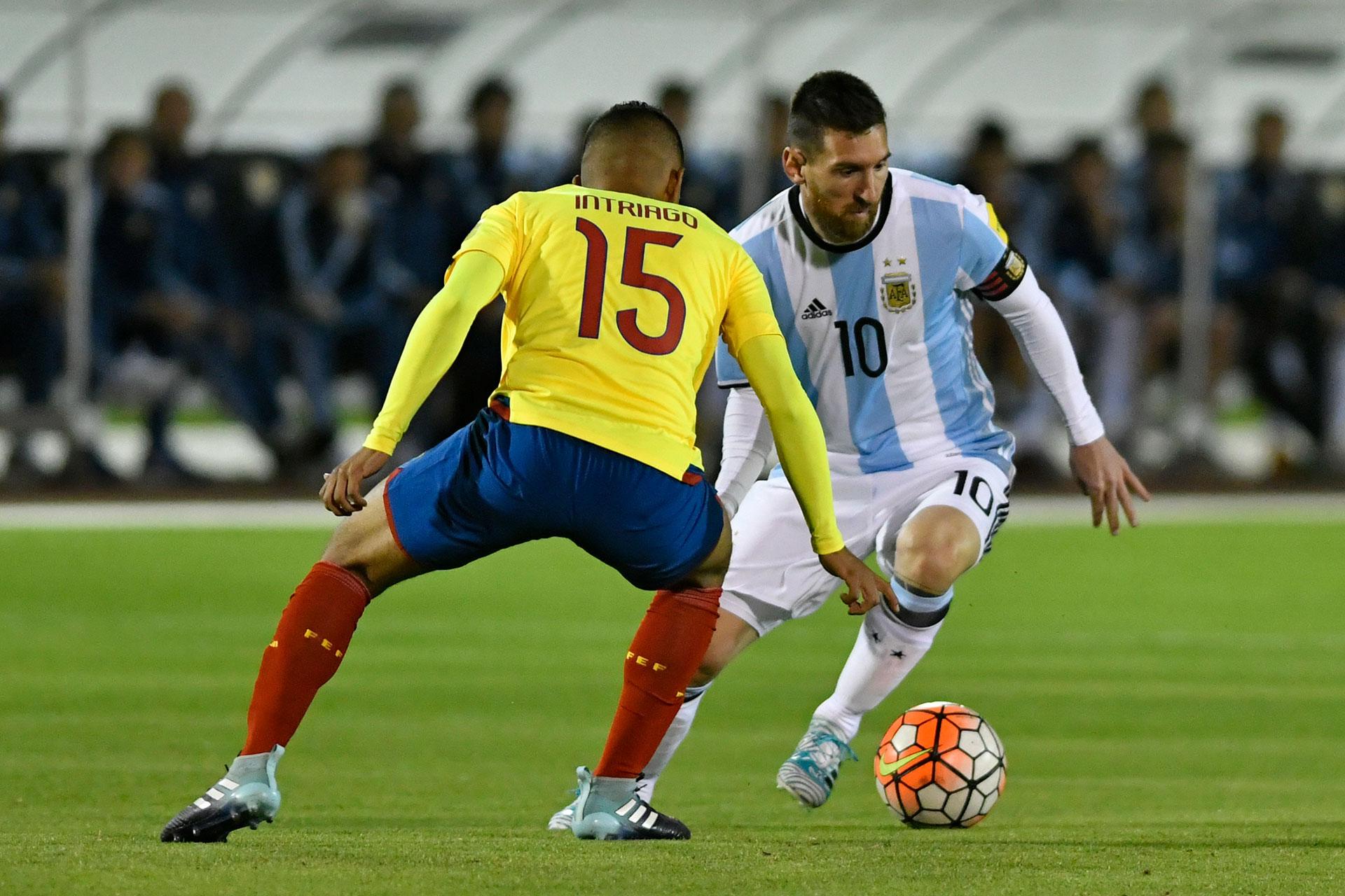 Argentina jugará la Copa del Mundo gracias a él