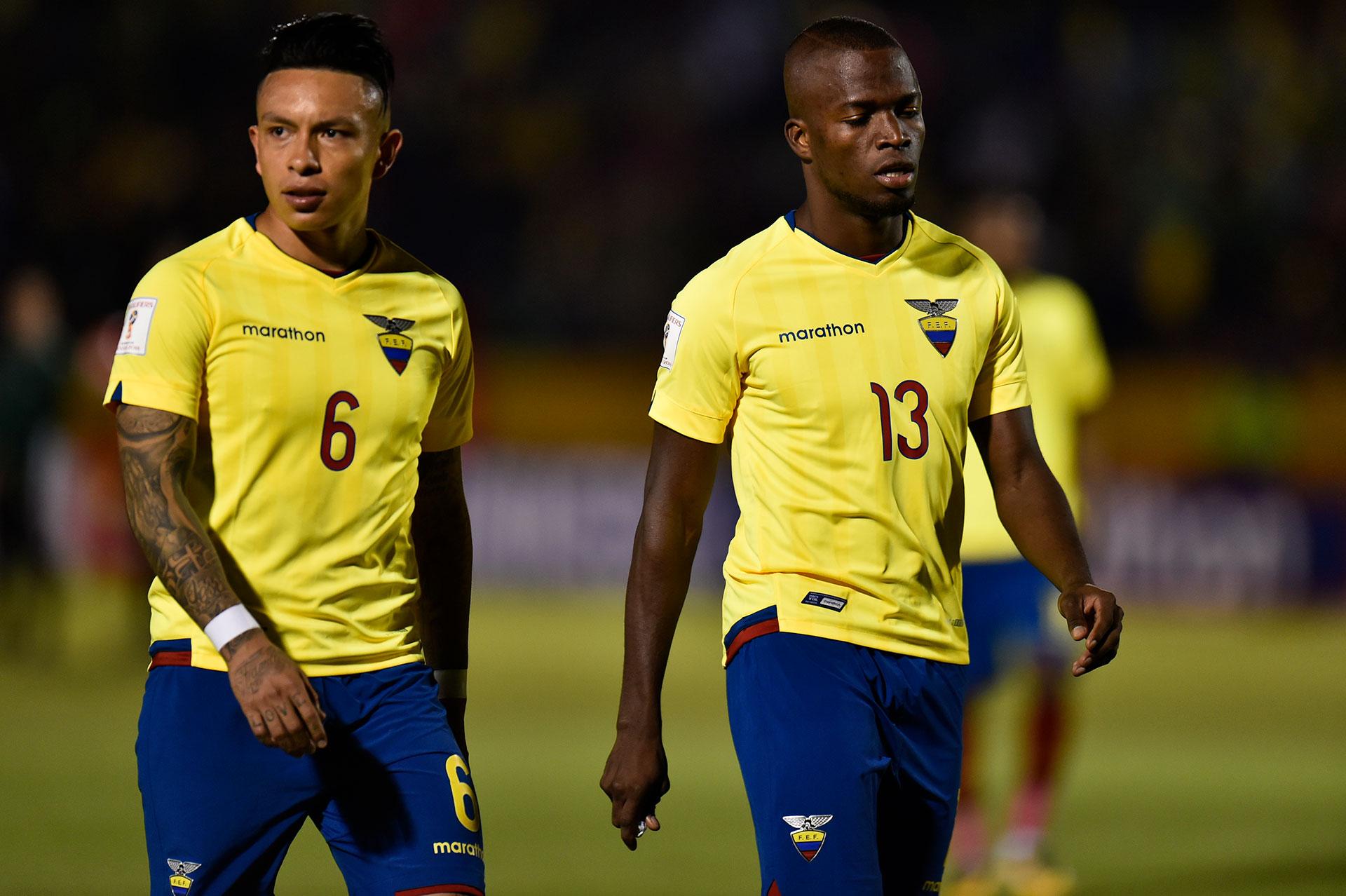 Ecuador no pudo ante la jerarquía del mejor jugador del mundo
