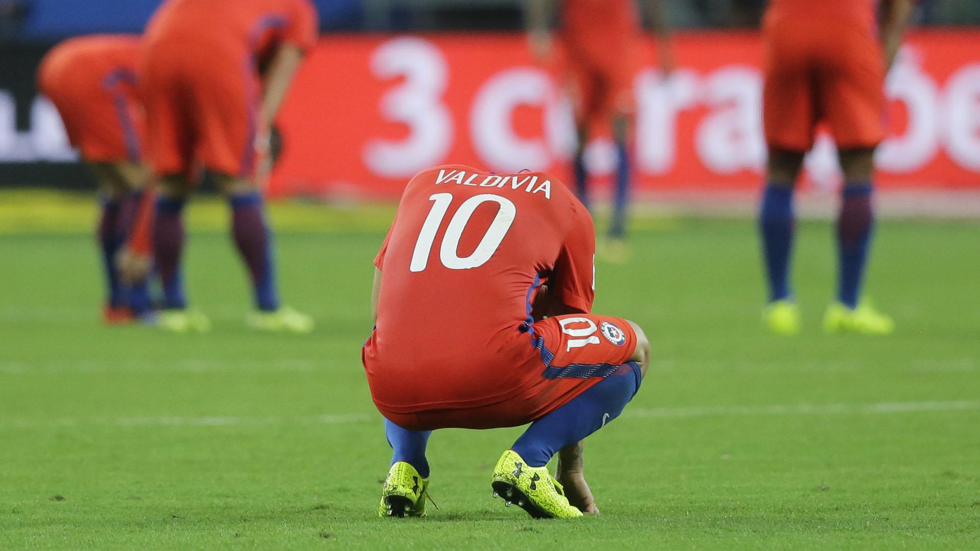 Chile no disputará el Mundial de Rusia 2018 (AP)