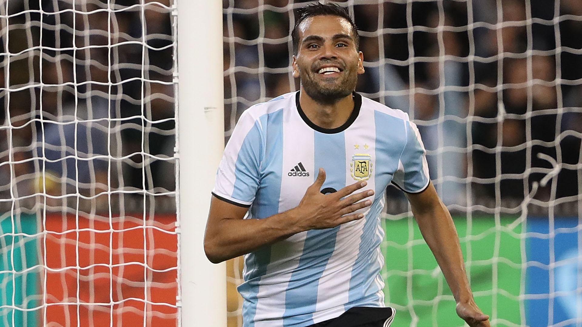 Gabriel Mercado se perfilaba para ser el lateral derecho titular de la selección argentina (Getty Images)