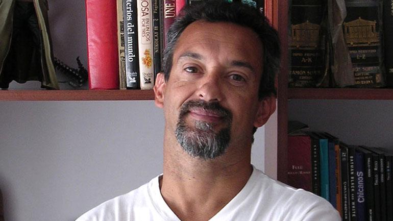 Eduardo Risso, creador y organizador de Crack Bang Boom (fuente: Cuadritos)