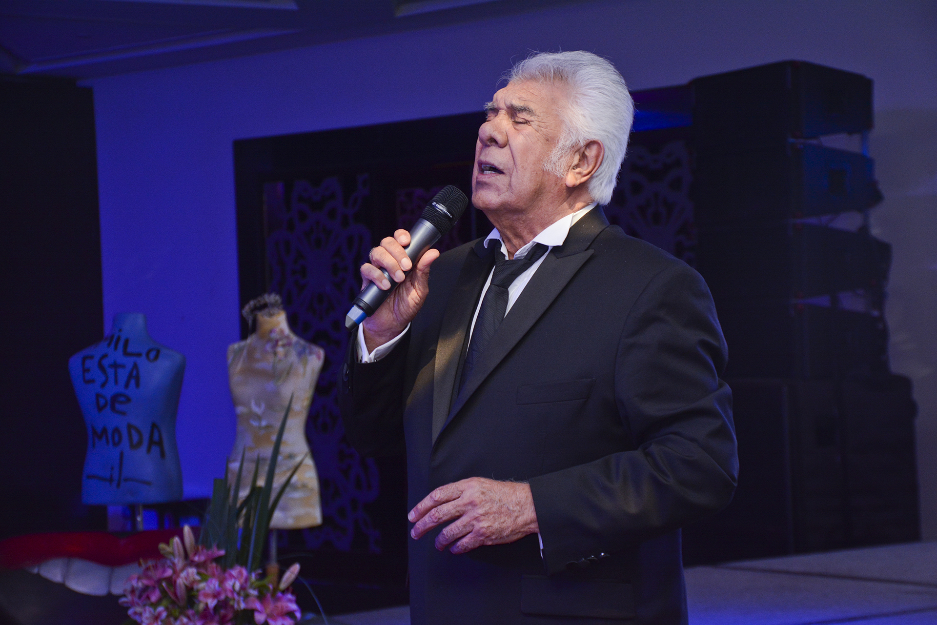 El show de Raúl Lavié
