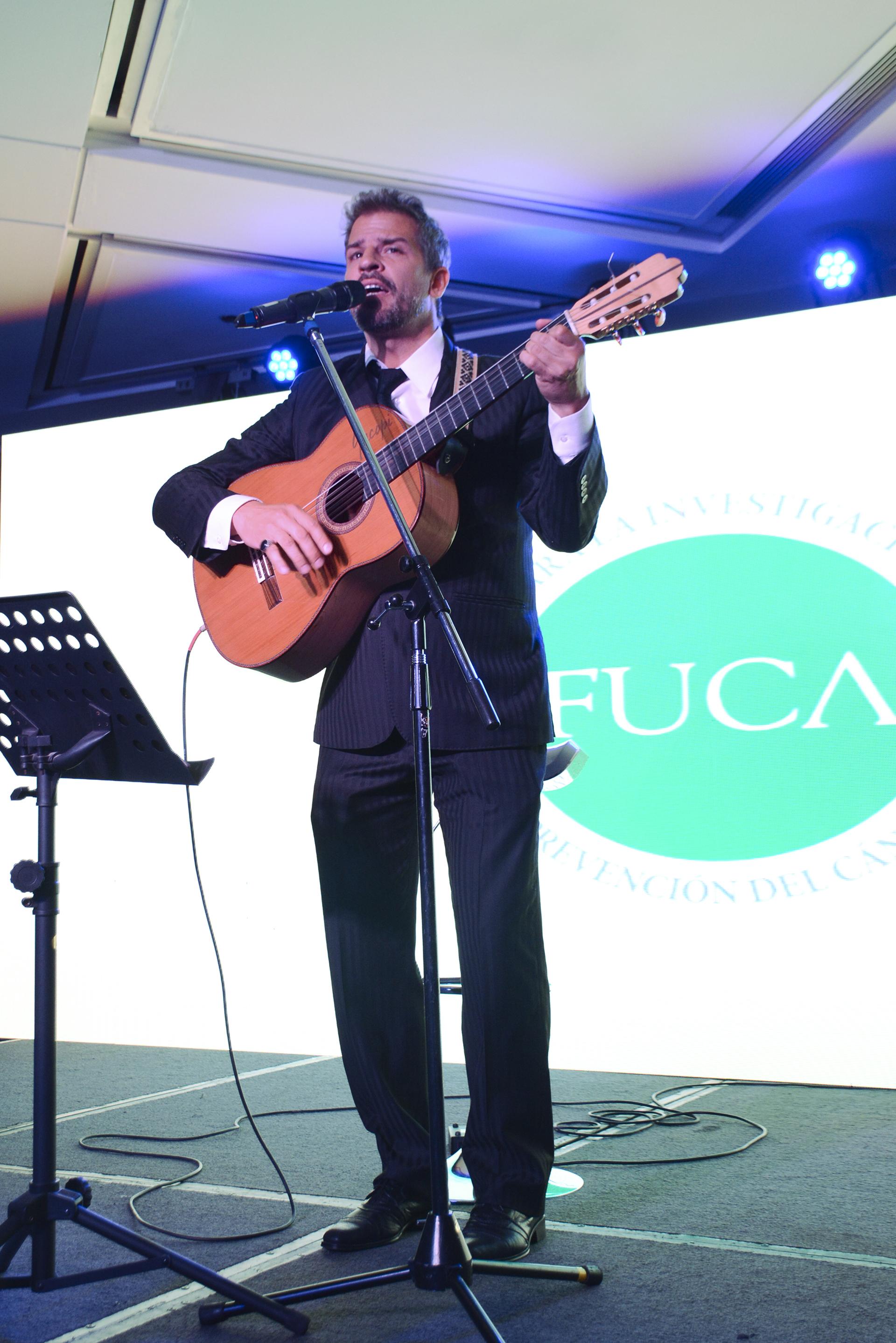 El show de Patricio Giménez