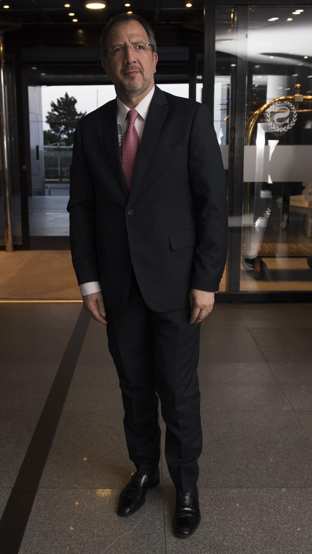 Fabian Perechodnik, Secretario General de la Gobernación de la provincia de Bs. As.