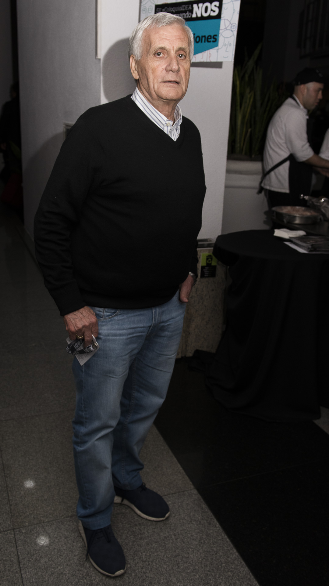 El sindicalista de la CGT Antonio Caló