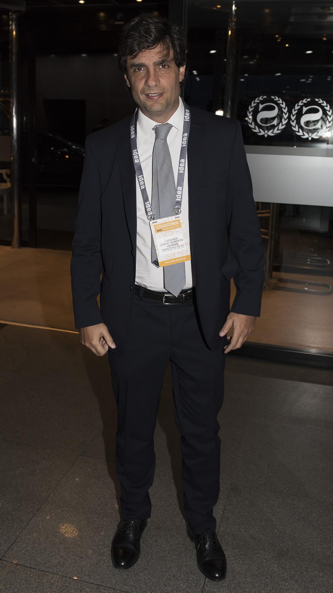 Hernán Lacunza, ministro de Economía de la Pcia. de Bs. As.